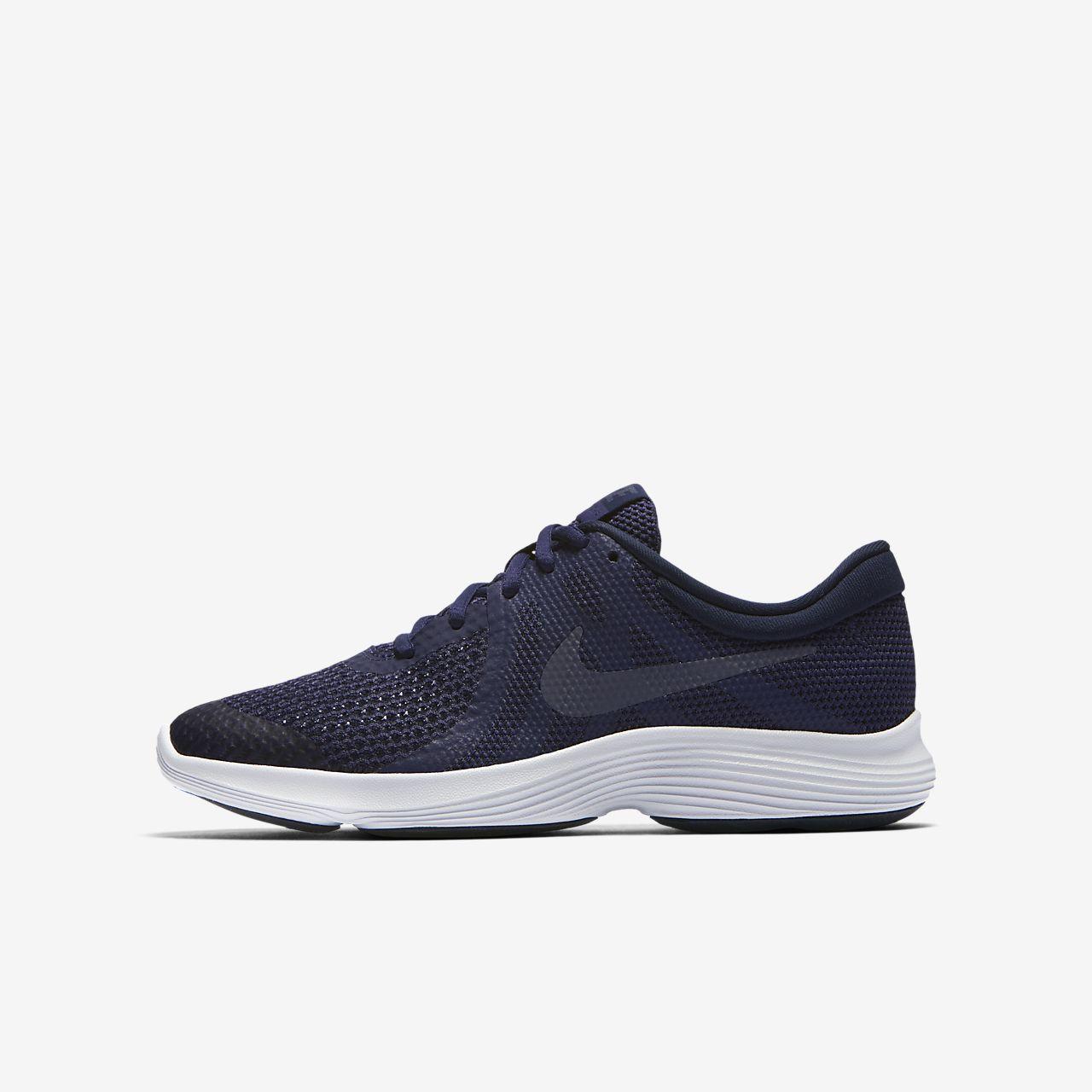 Беговые кроссовки для школьников Nike Revolution 4