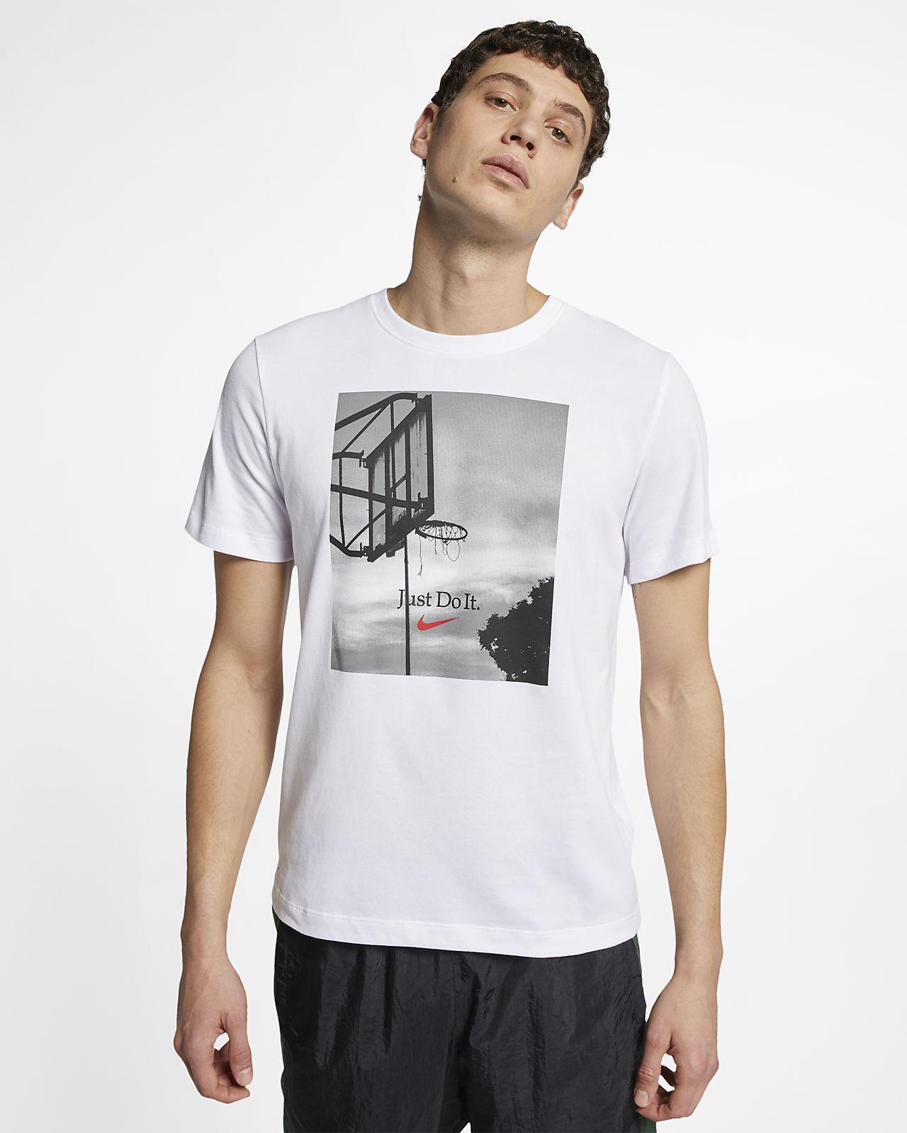 Nike Dri-FIT Men's Basketball T-Shirt