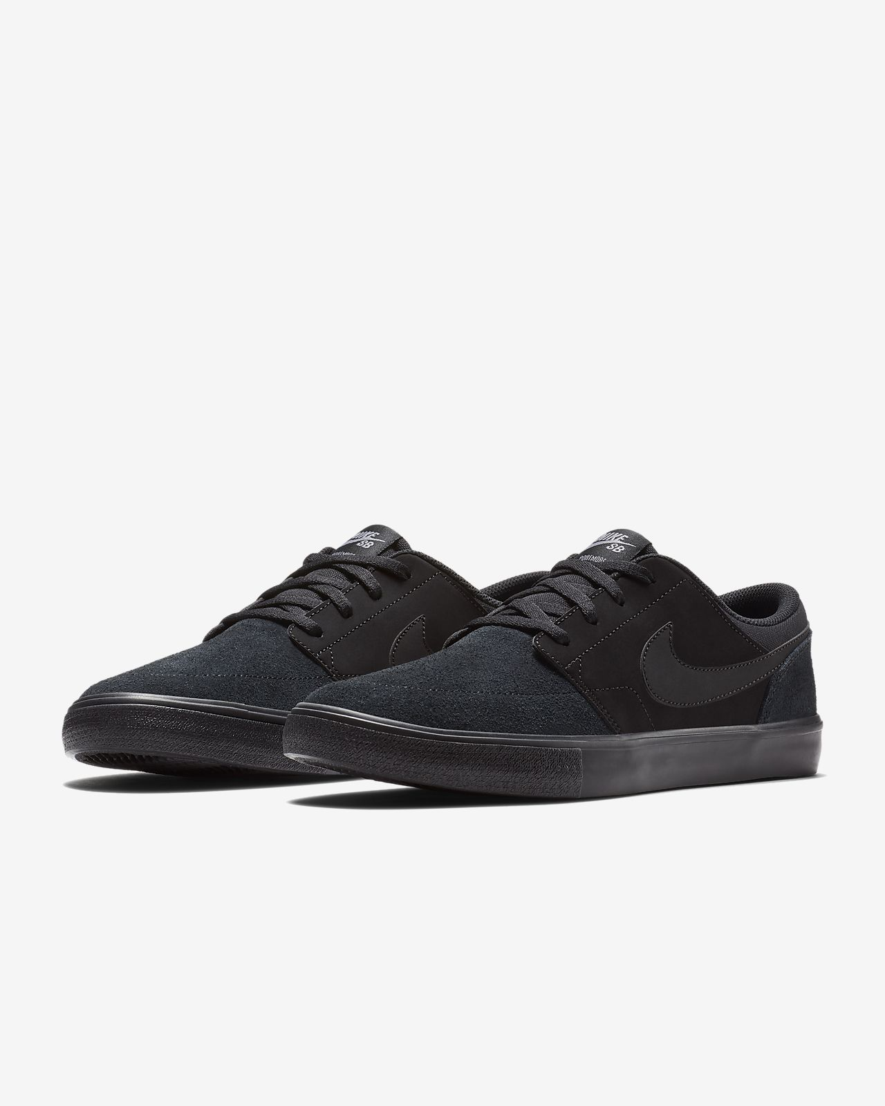 brand new cdf8f be60a ... Chaussure de skateboard Nike SB Solarsoft Portmore II pour Homme