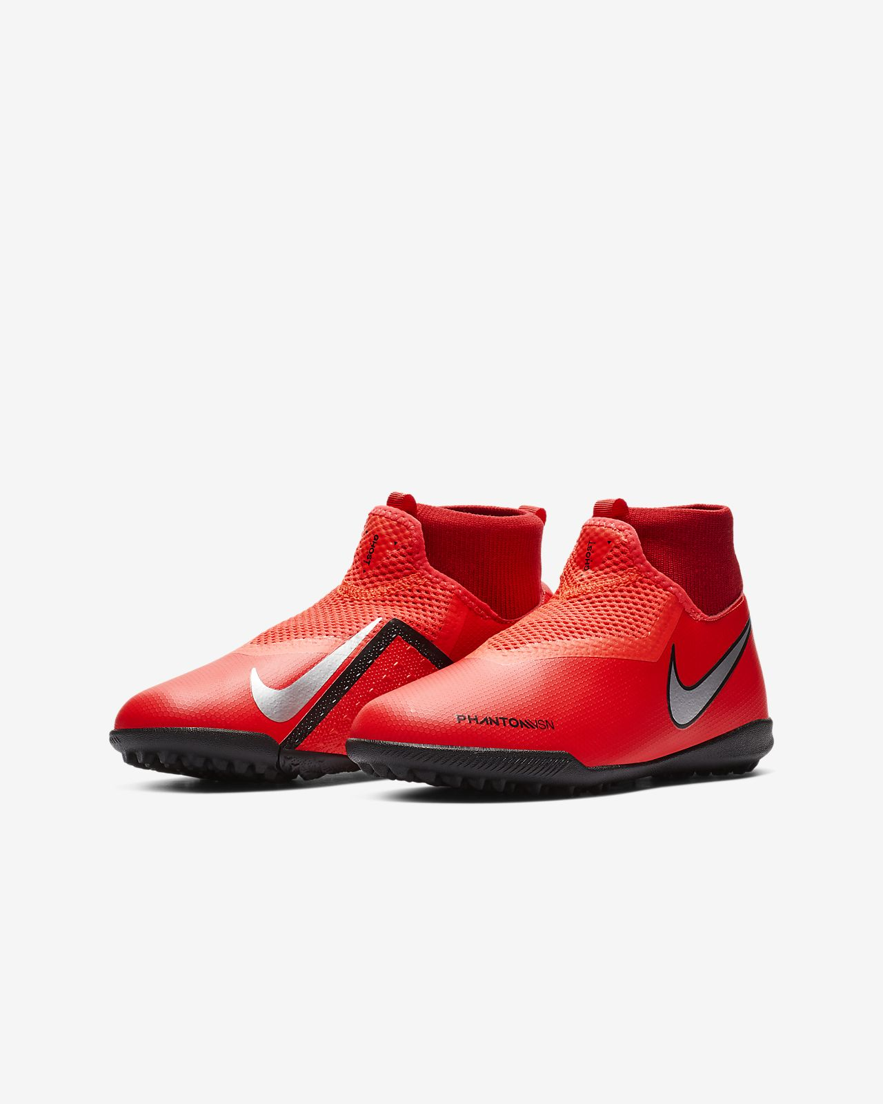 e8706039126d Nike Jr. Phantom Vision Academy Dynamic Fit Younger Older Kids  Turf ...