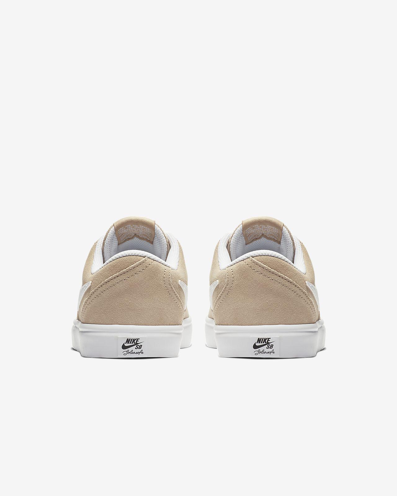 nike sb check solarsoft beige Shop Clothing & Shoes Online