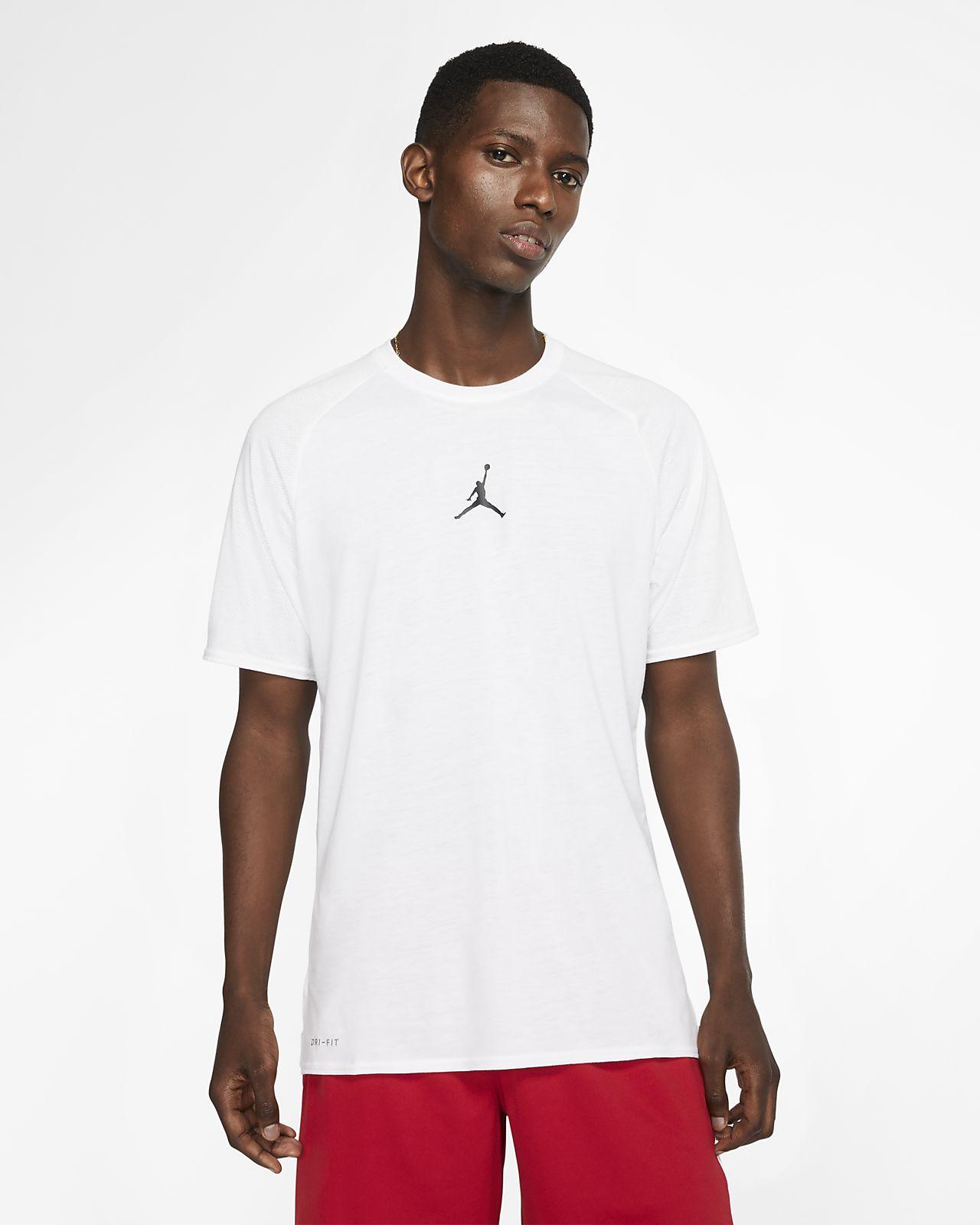 Camisola de treino de manga curta Jordan 23 Alpha para homem