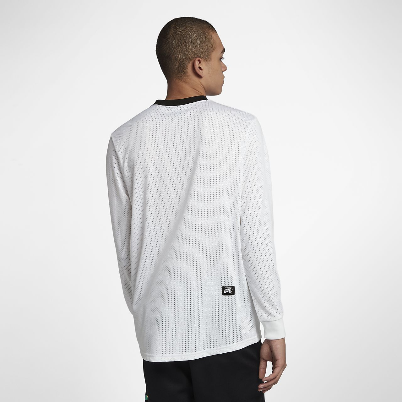 buy popular d83e5 bc6c4 ... Nike SB Dri-FIT Men s Long-Sleeve Top