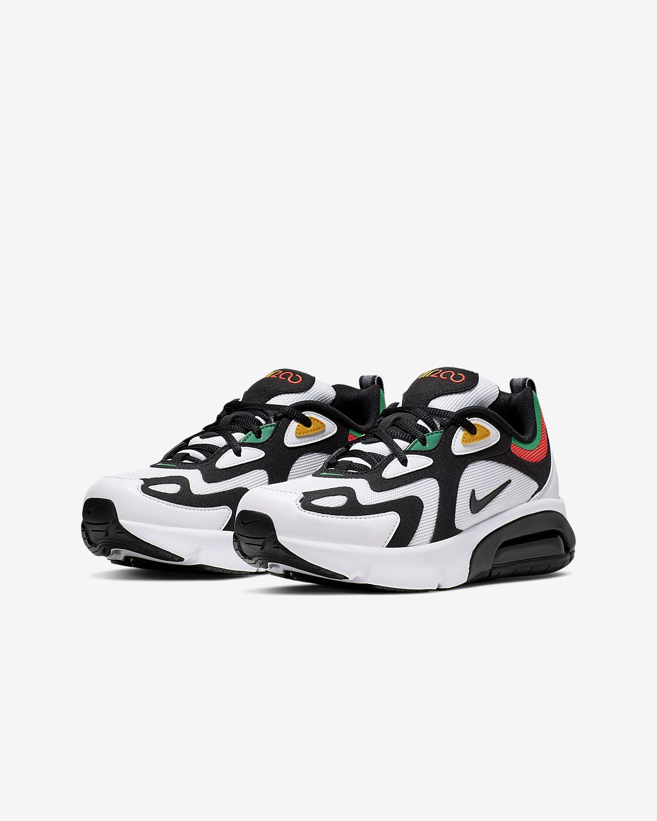 Scarpa Nike Air Max 200 Game Change Ragazzi