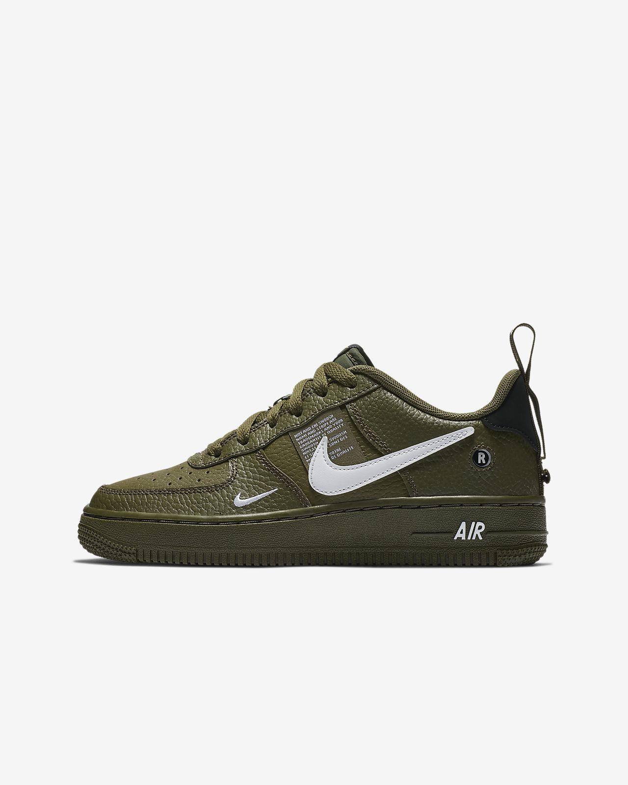 new arrival 21408 fbd88 Utility âgé Air Enfant Nike Force pour Chaussure plus FR LV8 1 XRpTq