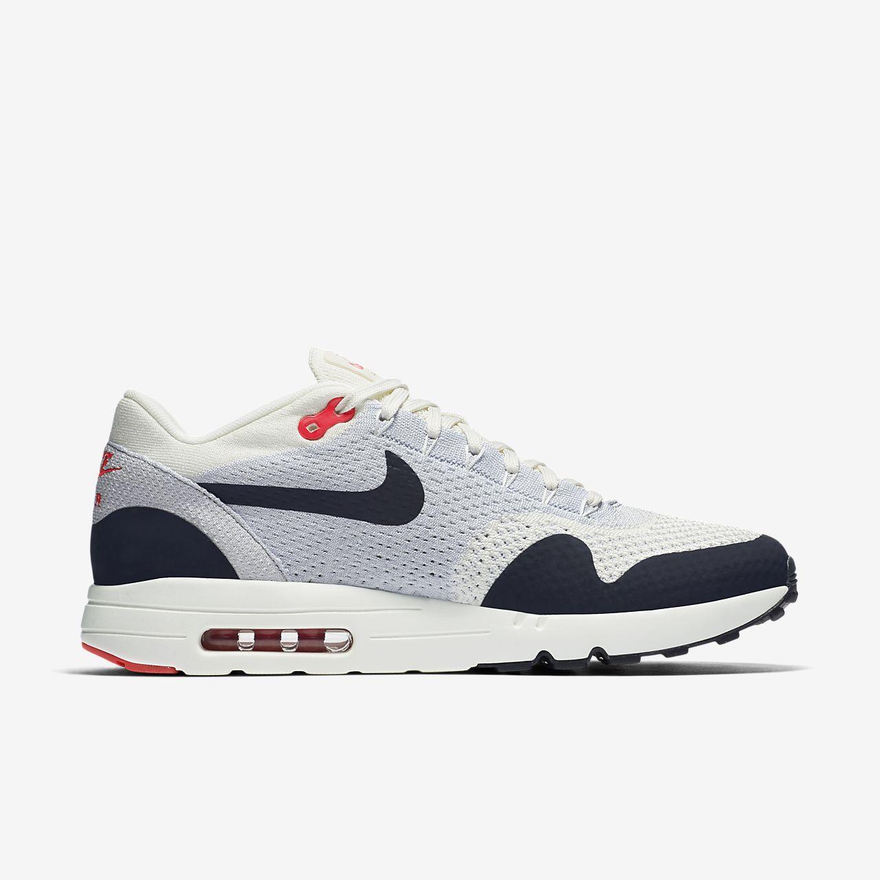 รองเท้าผู้ชาย Nike Air Max 1 Ultra 2.0 Flyknit