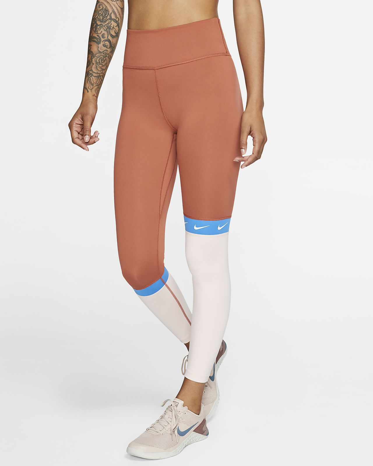 Nike One 7/8 Kadın Taytı