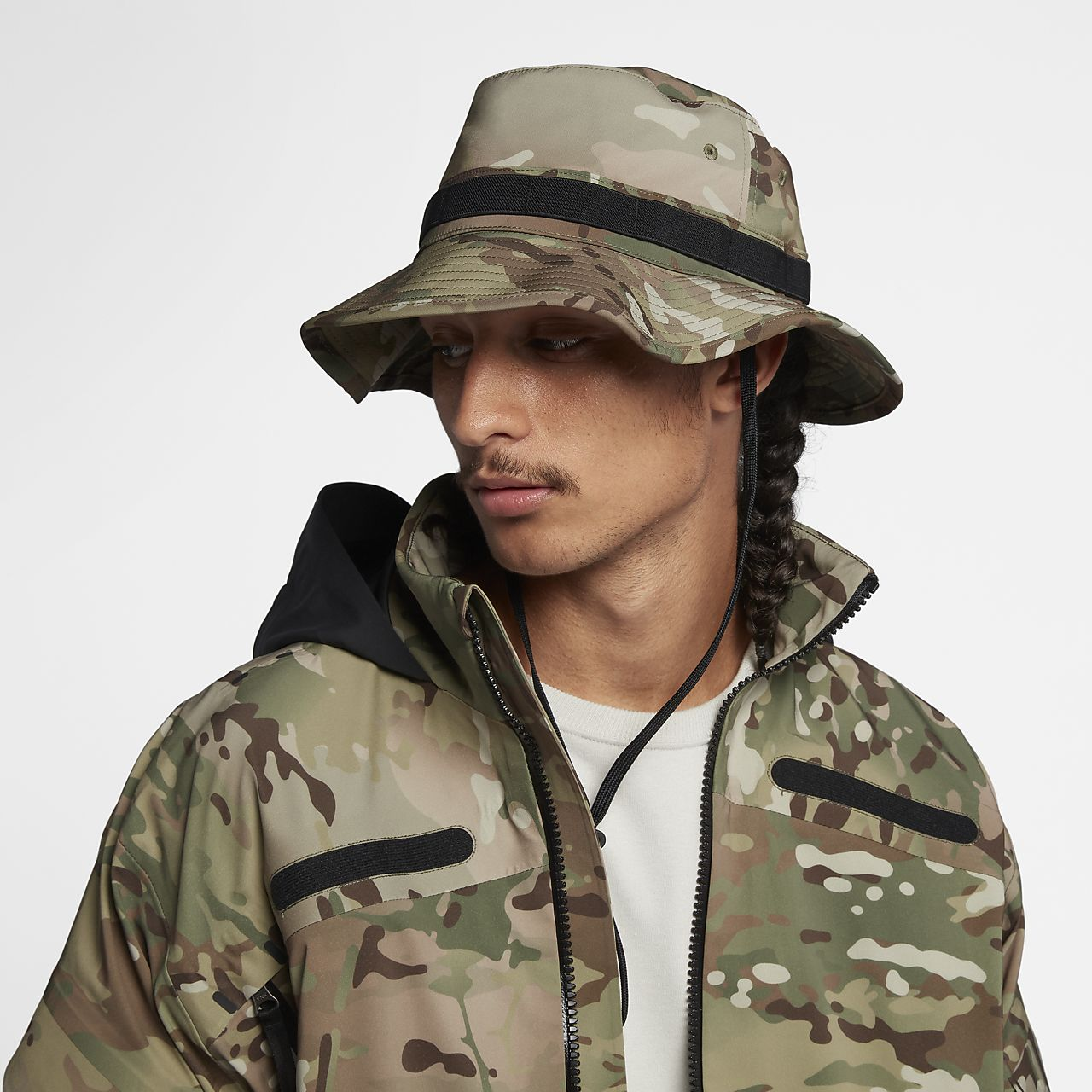 67decf38 Low Resolution NikeLab Camo Bucket Hat NikeLab Camo Bucket Hat