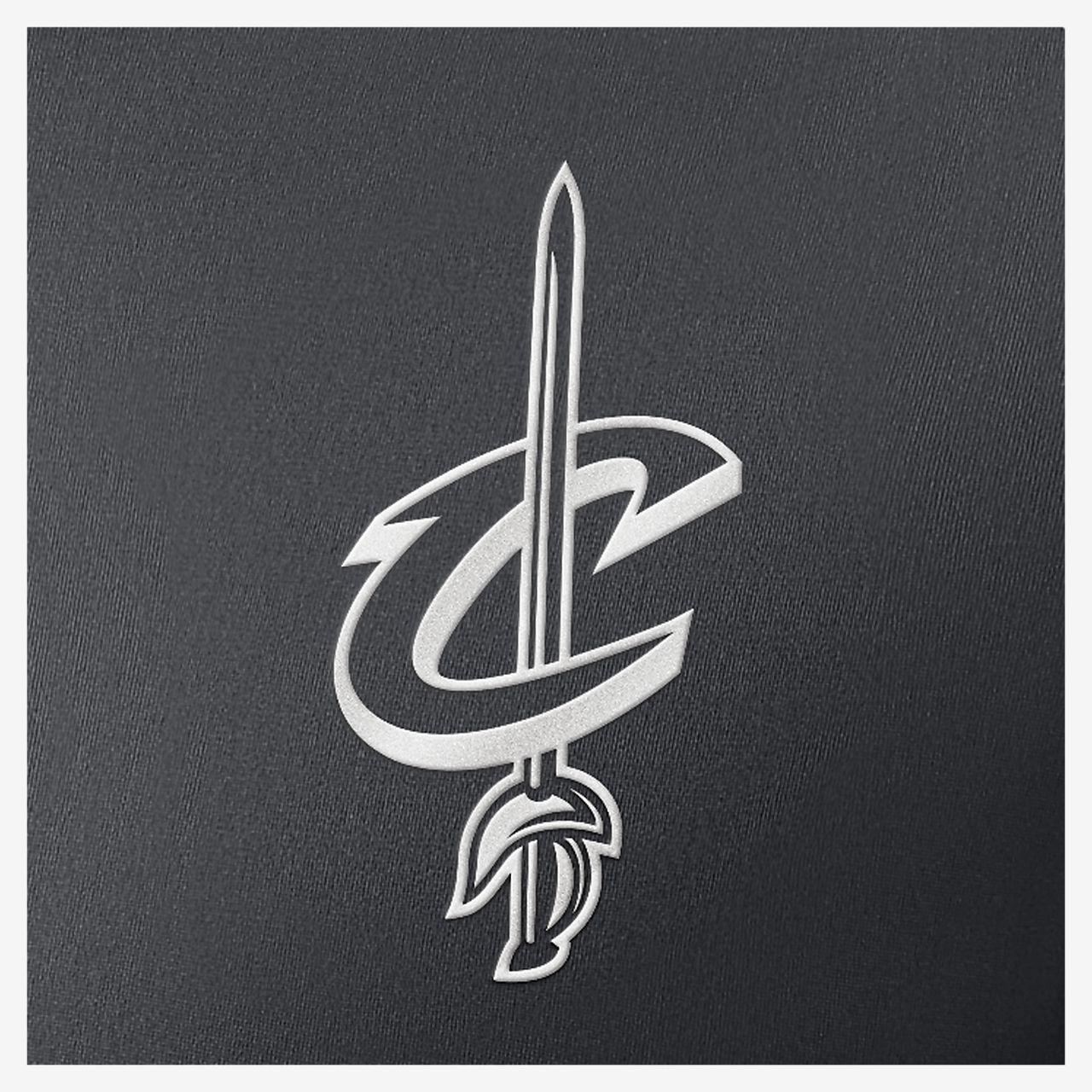 679795f61914 Cleveland Cavaliers Nike Hyper Elite Men s Long-Sleeve NBA Top. Nike ...