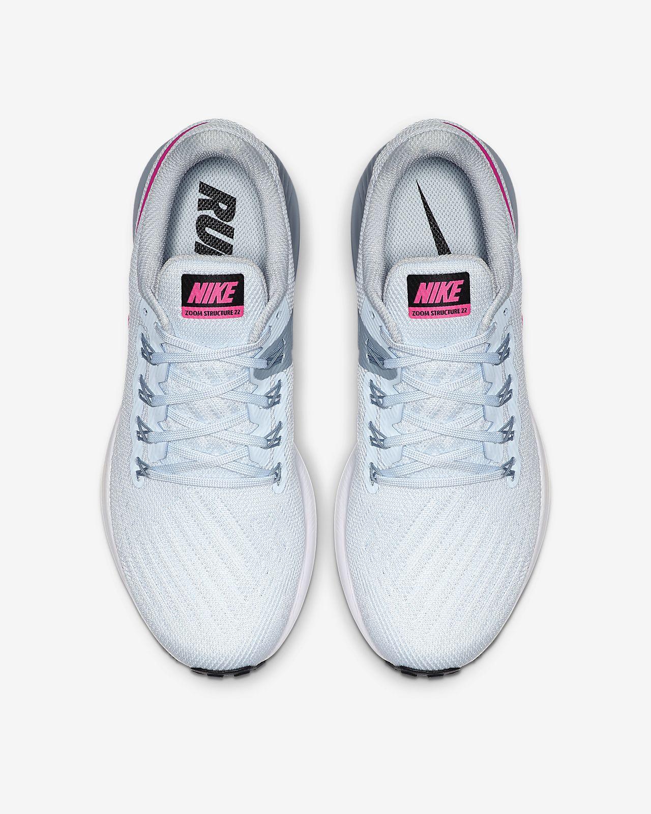 9904249c4ce Nike Air Zoom Structure 22 Women s Running Shoe. Nike.com