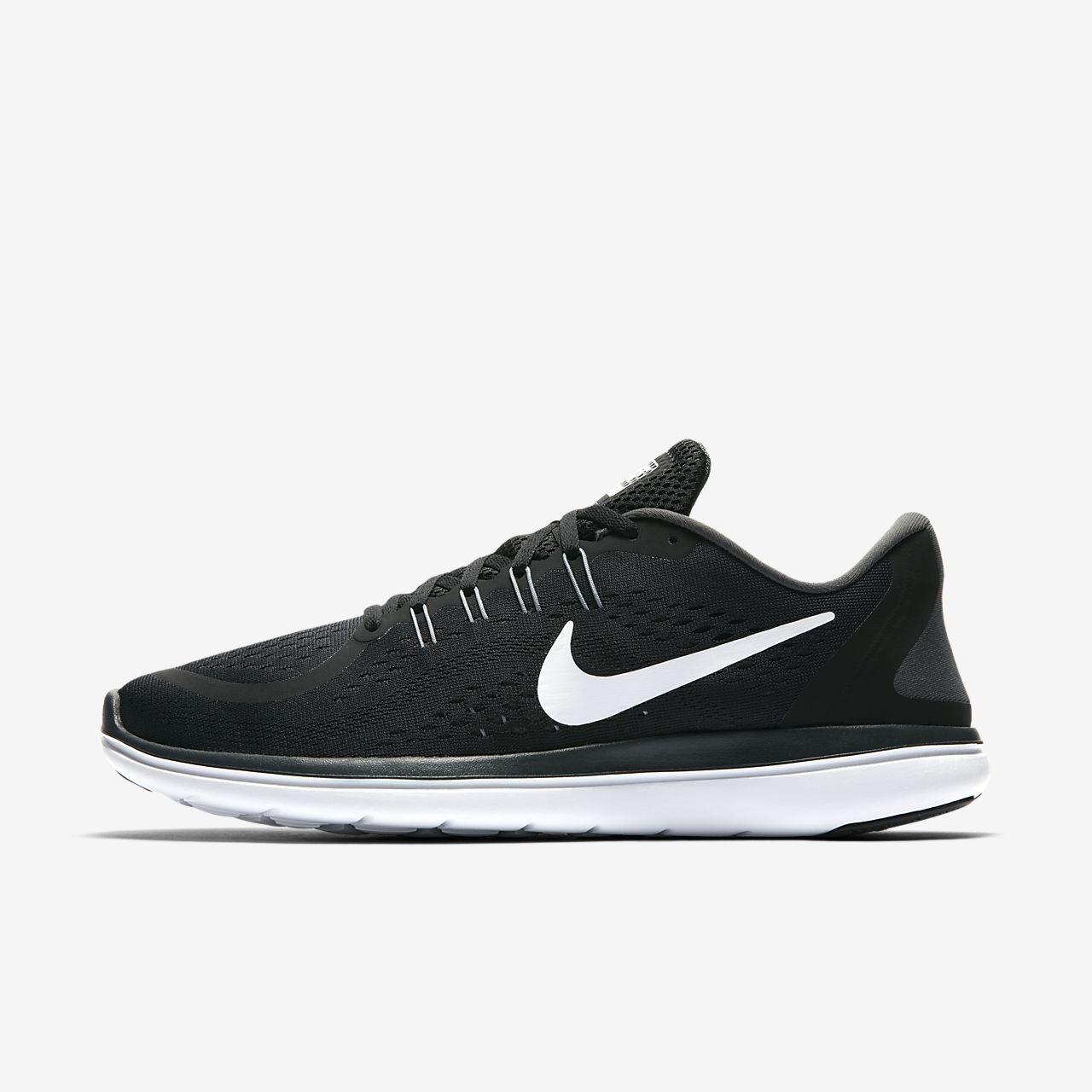 Nike Flex 2017 RN Black - Livraison Gratuite avec - Chaussures Chaussures-de-sport Homme