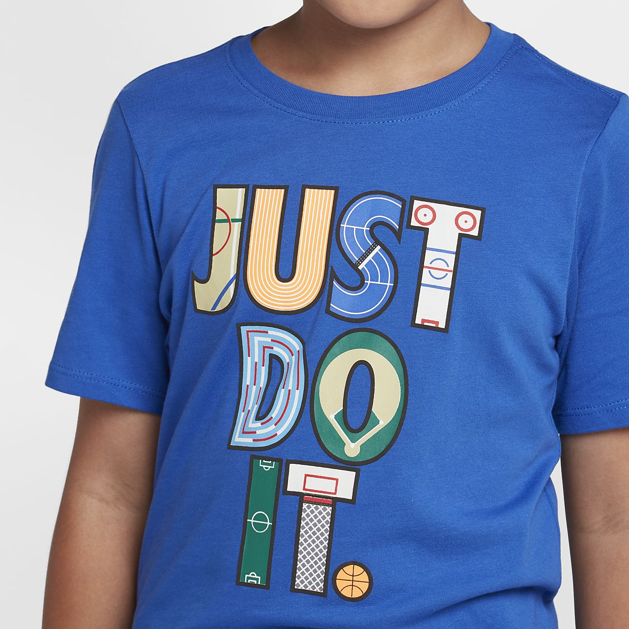 uk availability fd09e e5e87 ... Nike Sportswear Just Do It Older Kids  (Boys ) ...