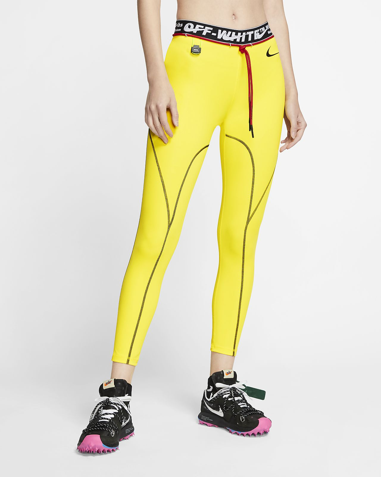 Tights Nike x Off White™ Pro Donna