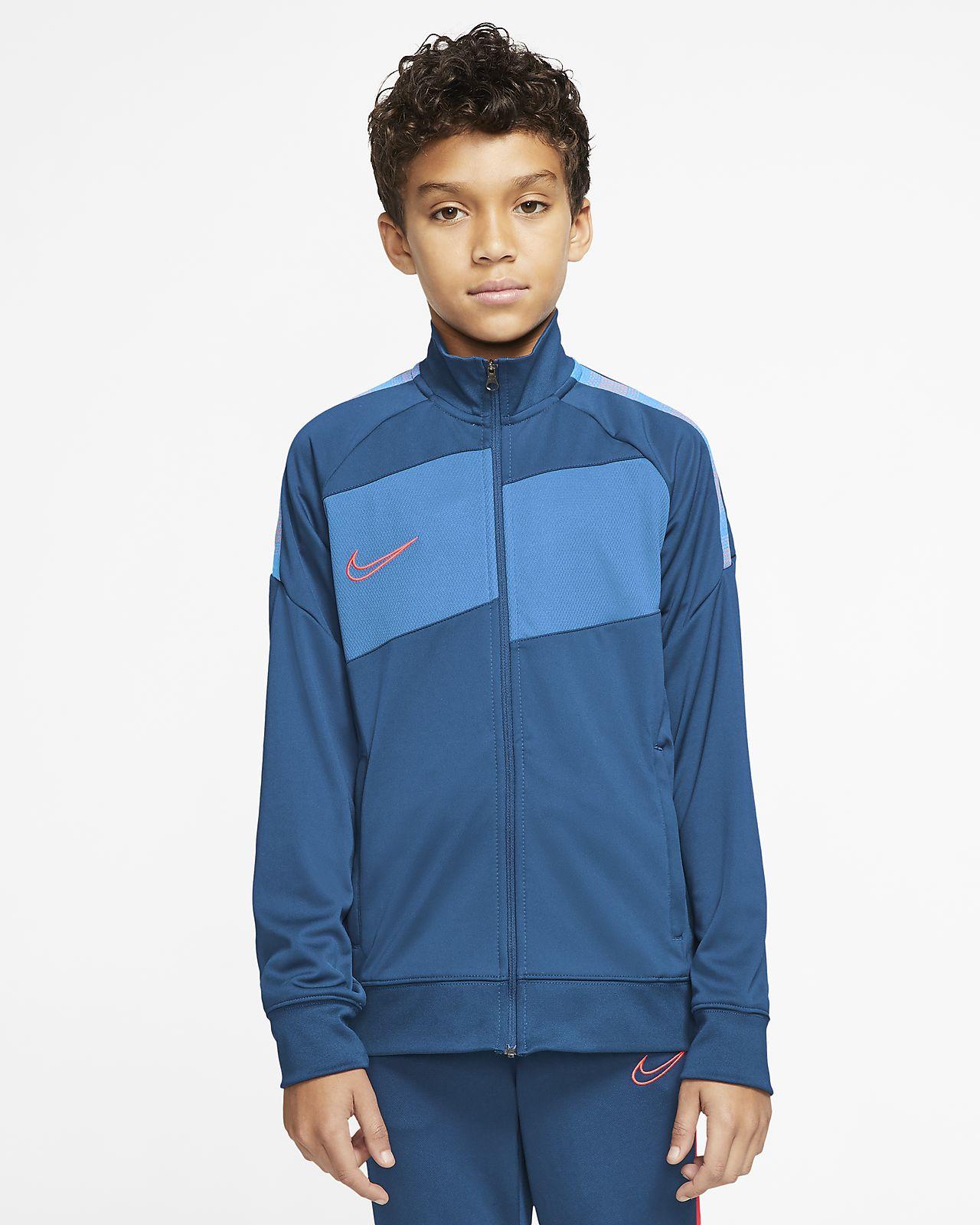 Fotbollsjacka Nike Dri-FIT Academy Pro för ungdom