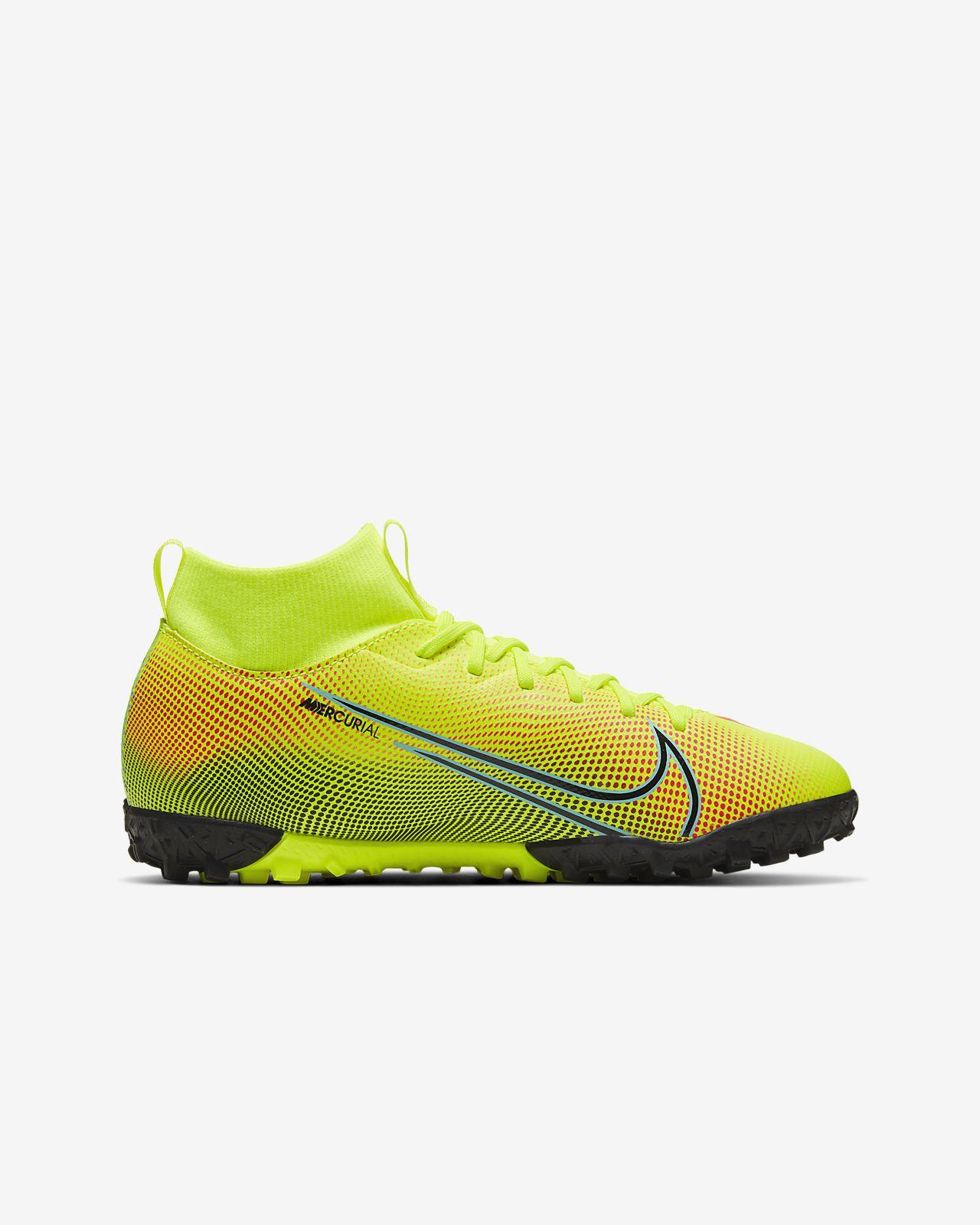 Sapatilhas de futebol para relva artificial Nike Jr. Mercurial Superfly 7 Academy MDS TF para criançaJúnior