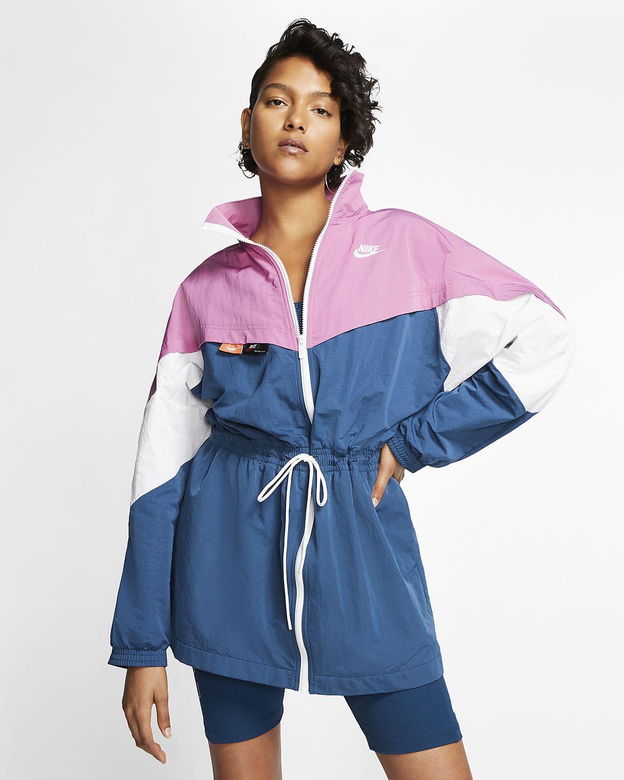 Nike Sportswear Icon Clash Women's Woven Track Jacket