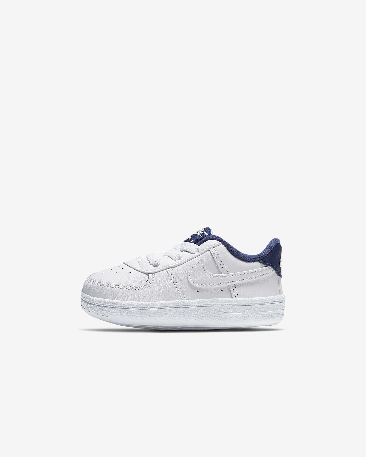 Chausson Nike Force 1 Crib pour Bébé