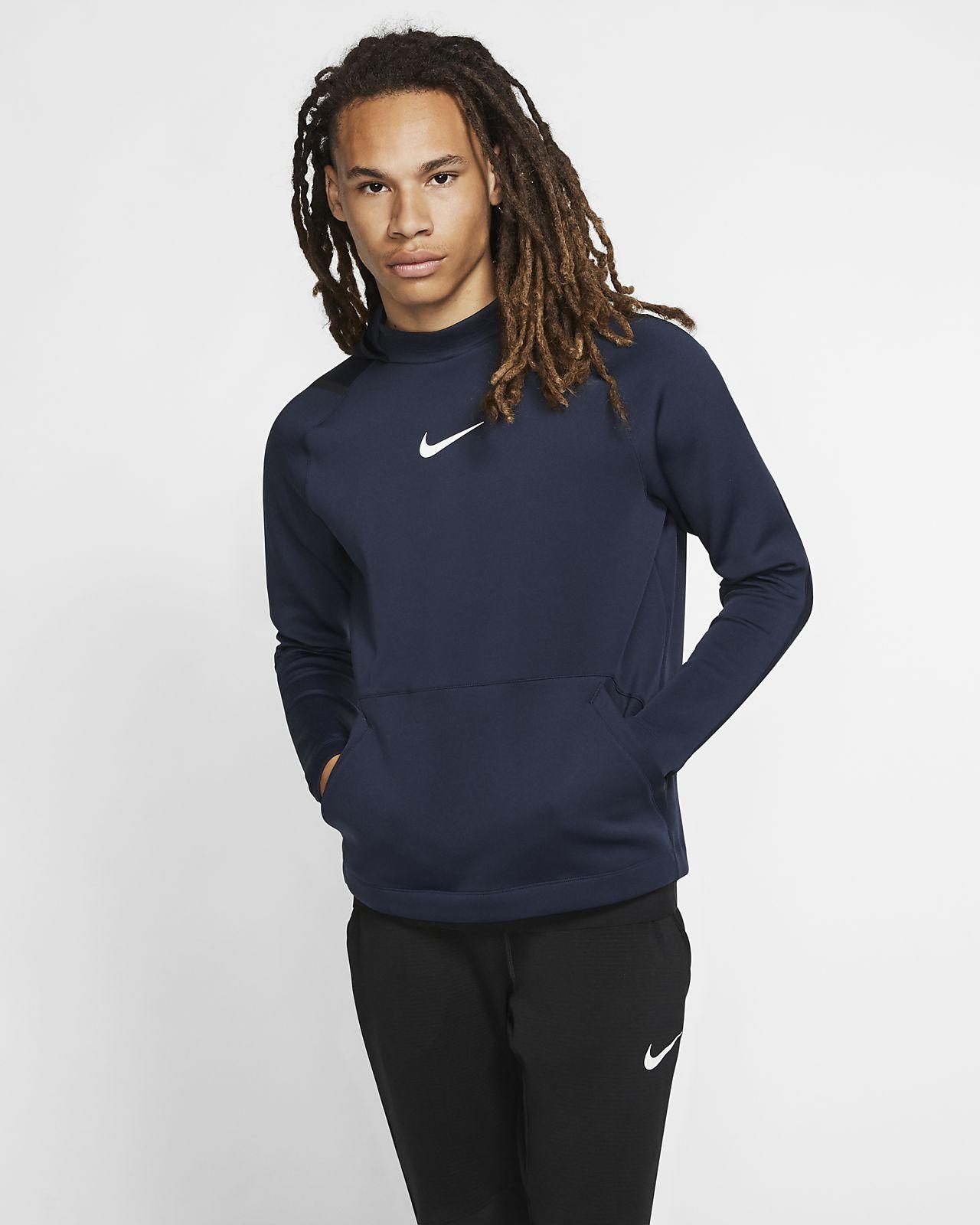 Nike Pro Pullover Hoodie