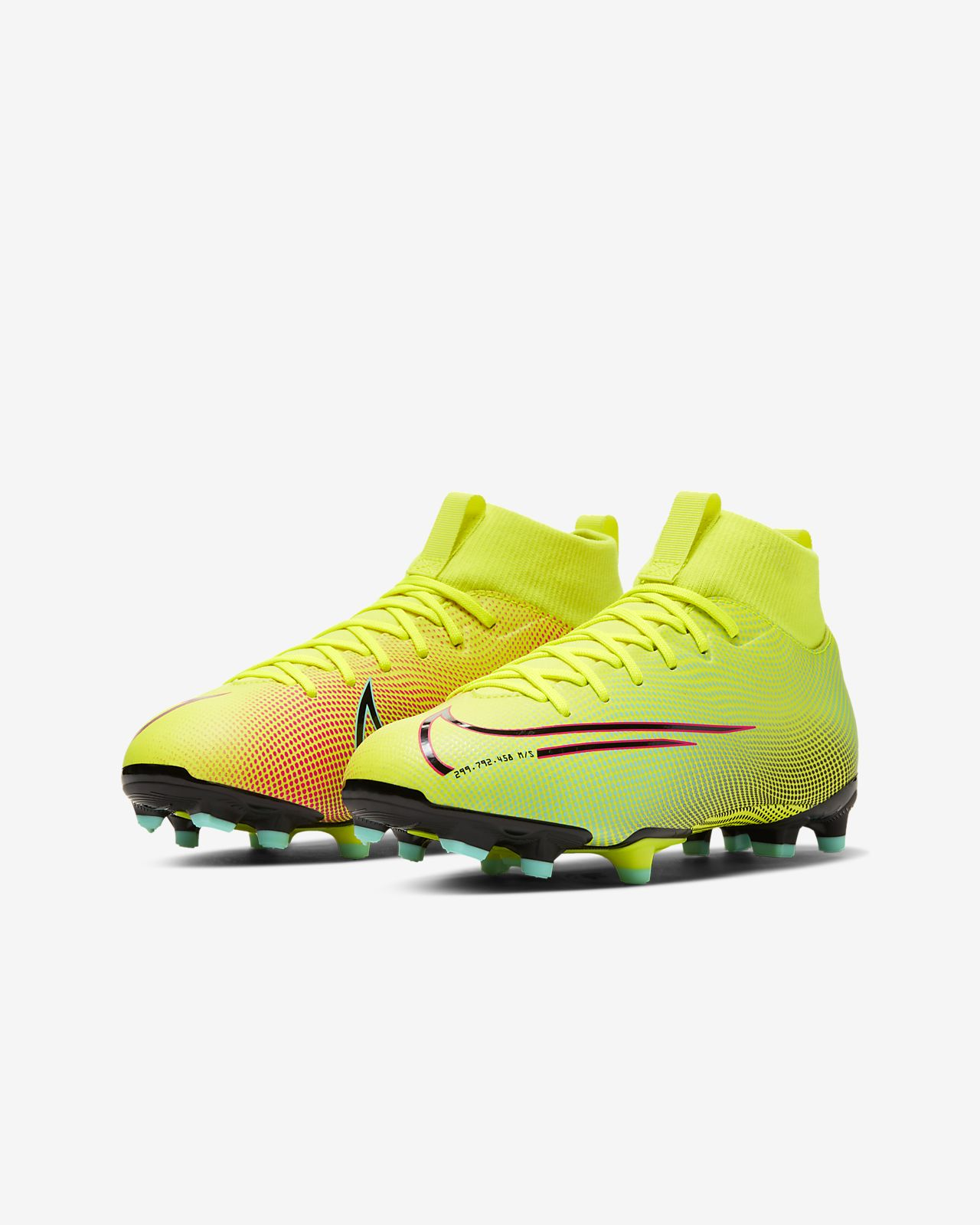 Chuteira Nike Mercurial Superfly 7 Academy Campo Infantil