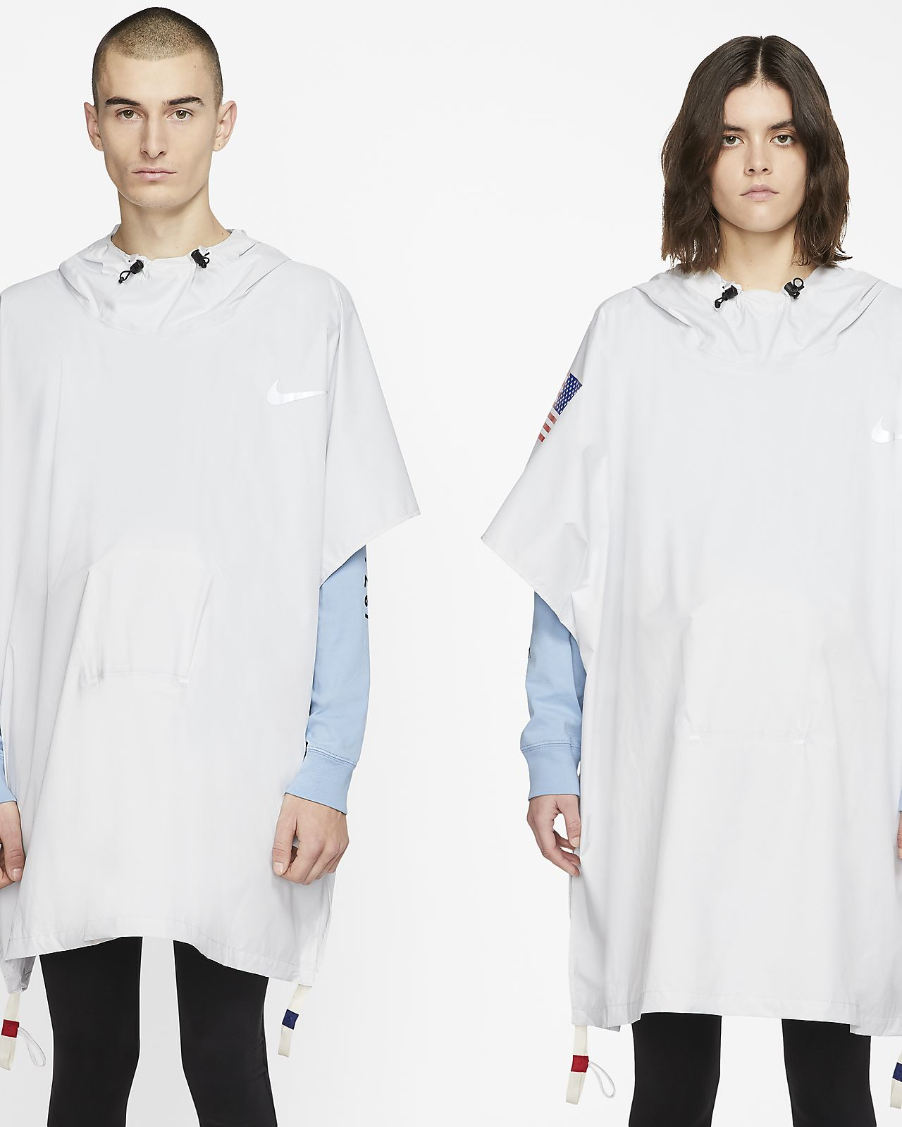 Nike x Tom Sachs Packable Poncho