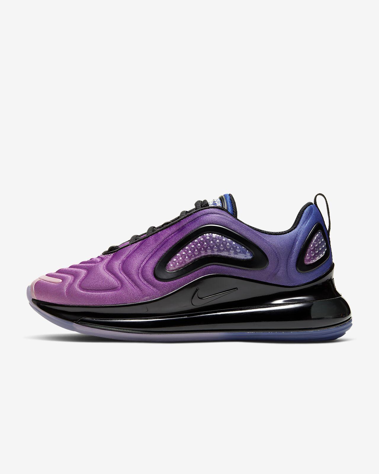 Nike Air Max 720 | CT2204 002 | Svart | Sneakers | Skor | Footish