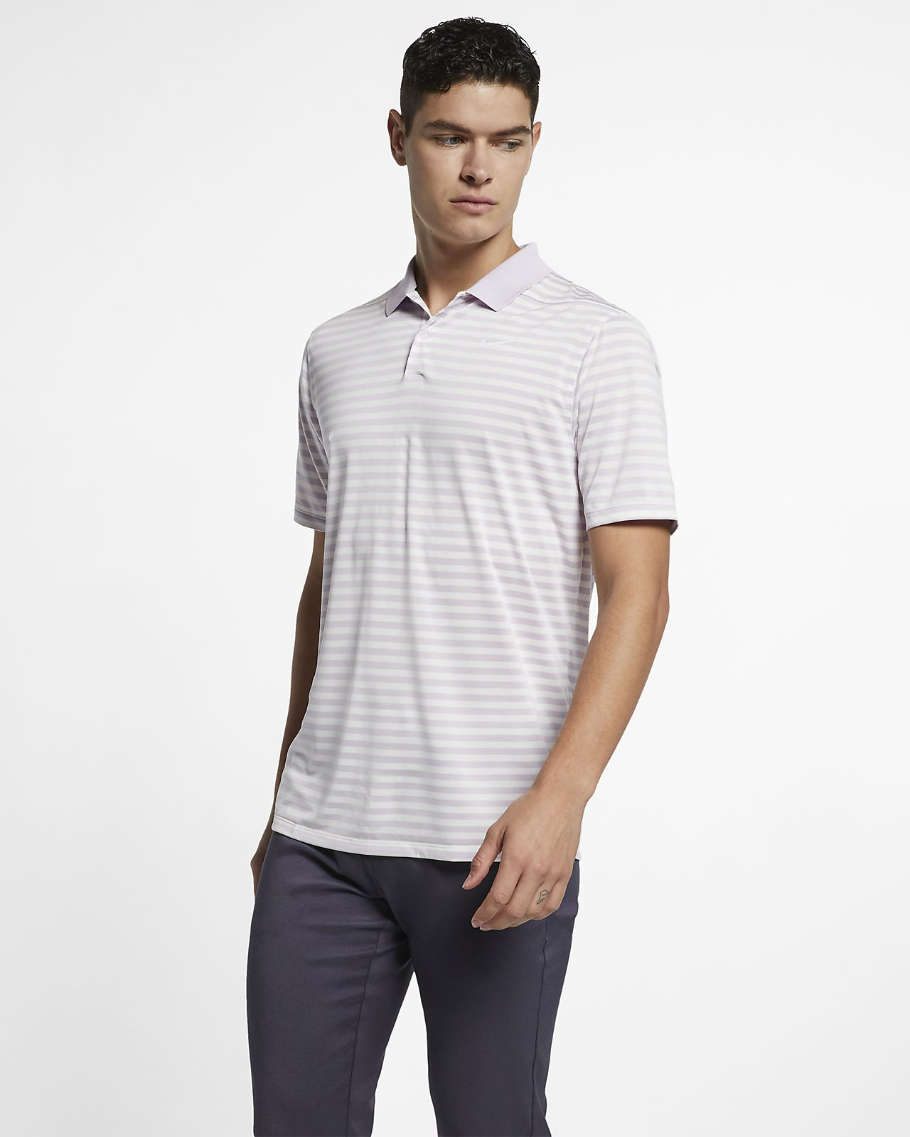 8b97c85b Nike Dri-FIT Victory Men's Striped Golf Polo. Nike.com