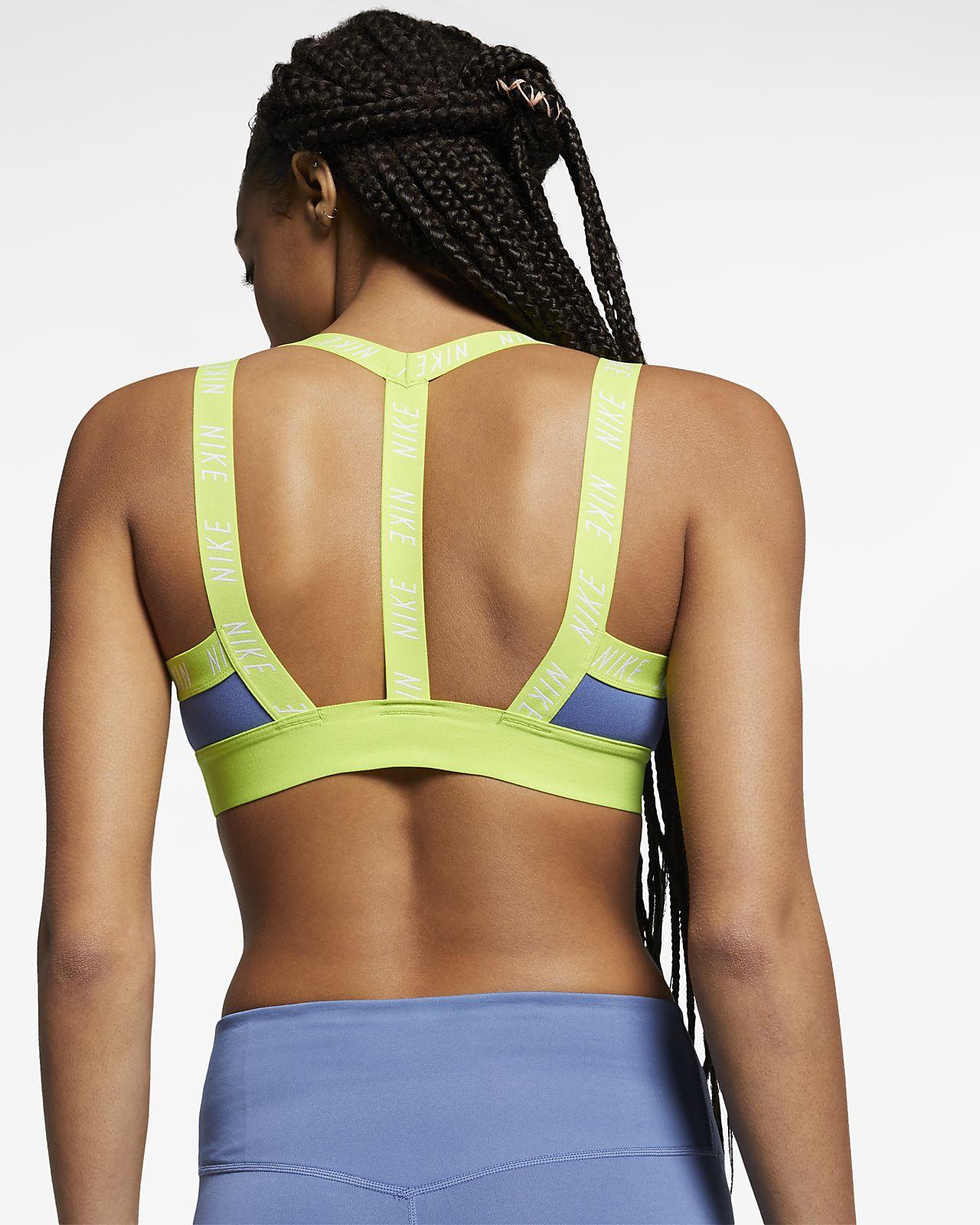 Nike Indy Sujetador deportivo de sujeción ligera - Mujer