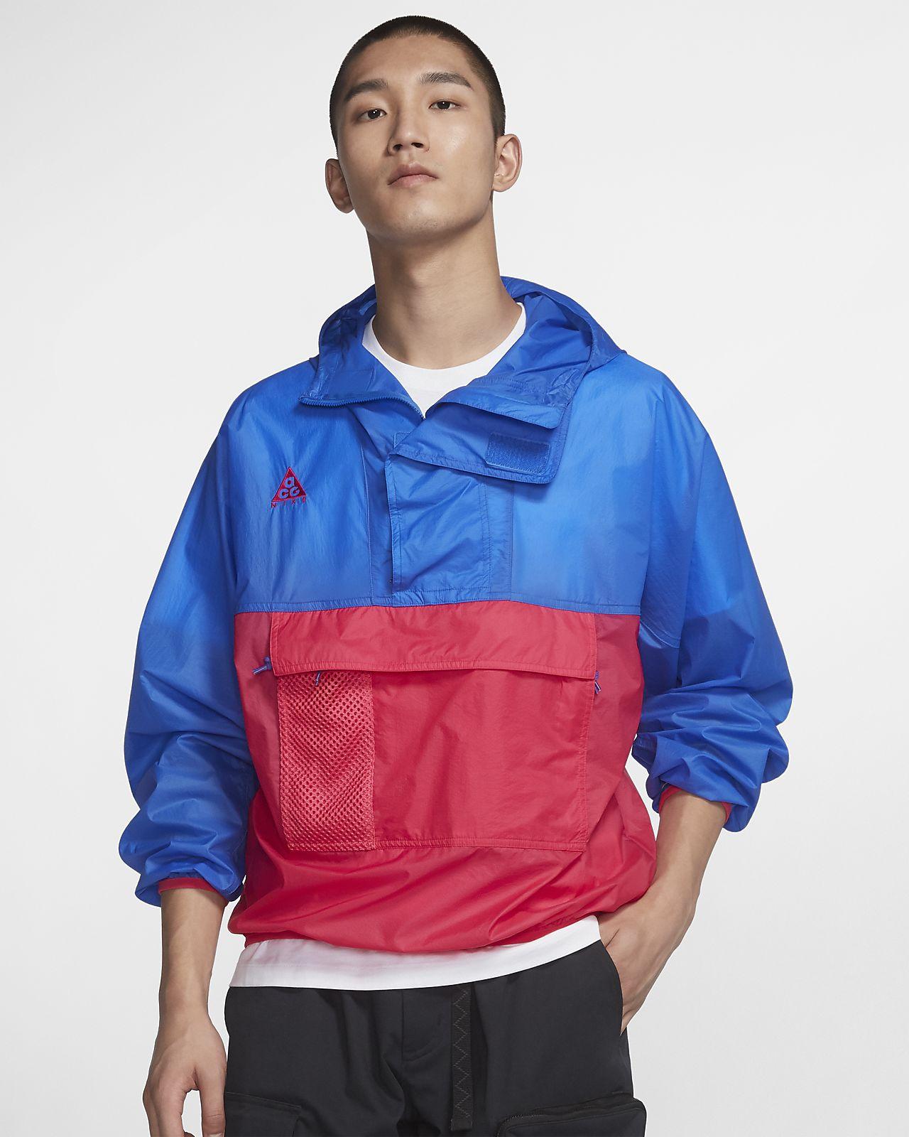 Nike ACG 男款連帽防風外套