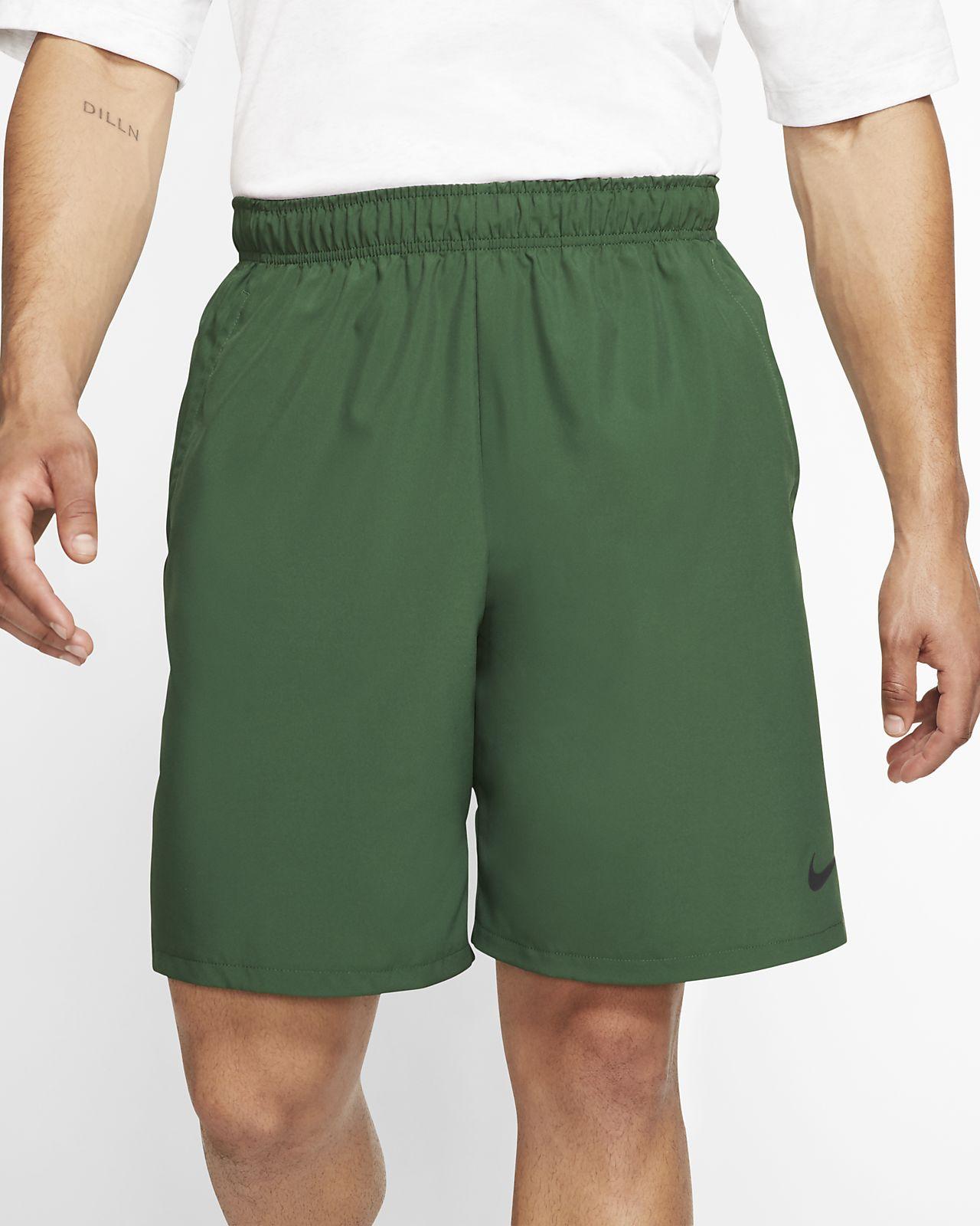 Nike Flex Geweven trainingsshorts voor heren