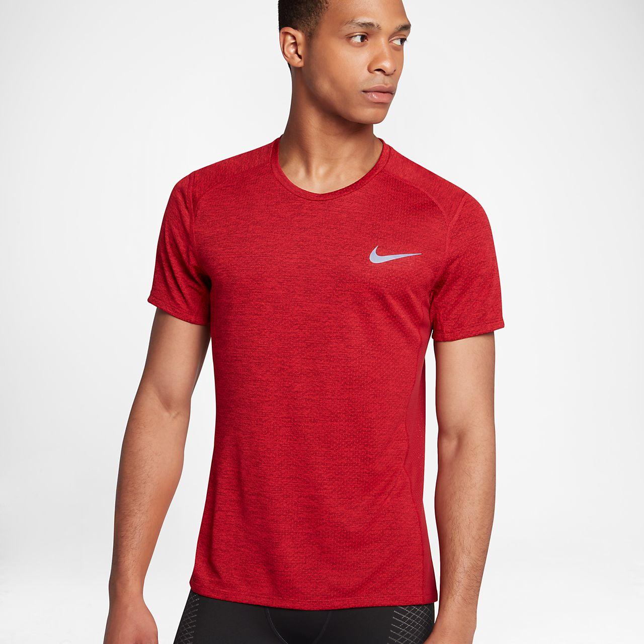 ZONAL COOL TOP SHORT SLEEVE MAX - CAMISETAS Y TOPS - Camisetas Nike qzkOX
