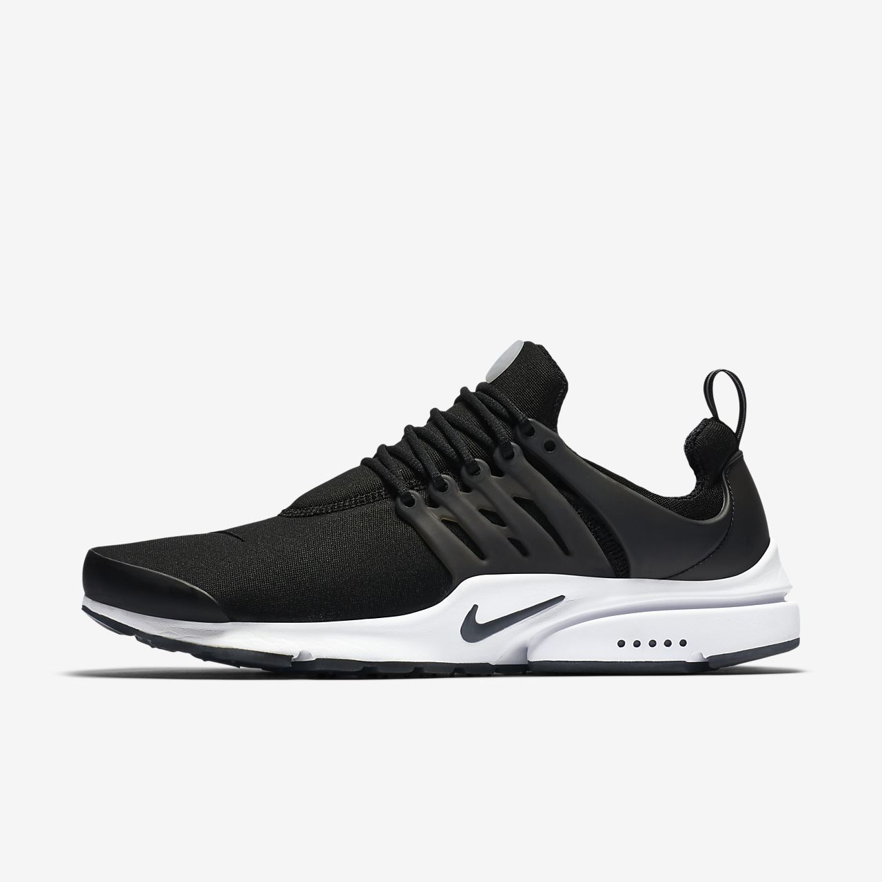 Holiday Deals Nike Air Presto Men's Casual Shoes Black Trainers Running Sneakers New