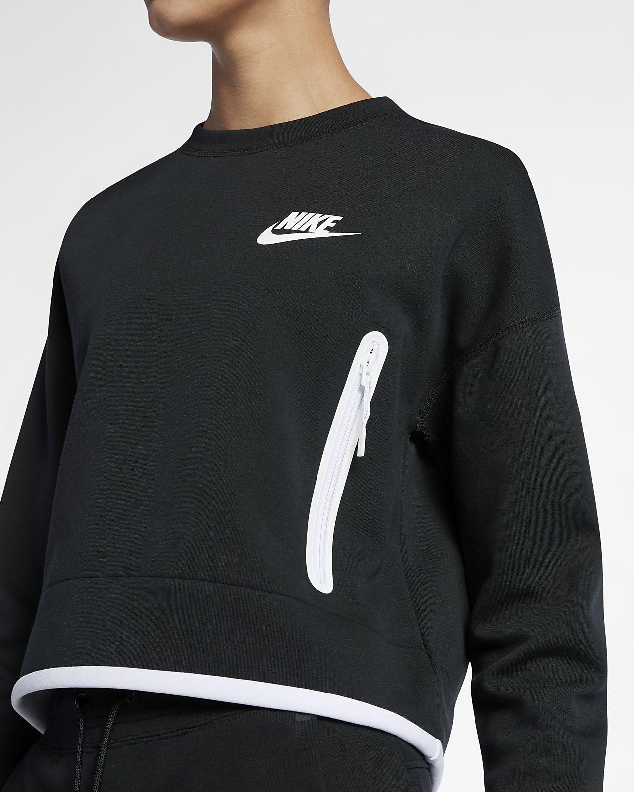 9e6a12d81 Nike Sportswear Tech Fleece Women's Crew. Nike.com