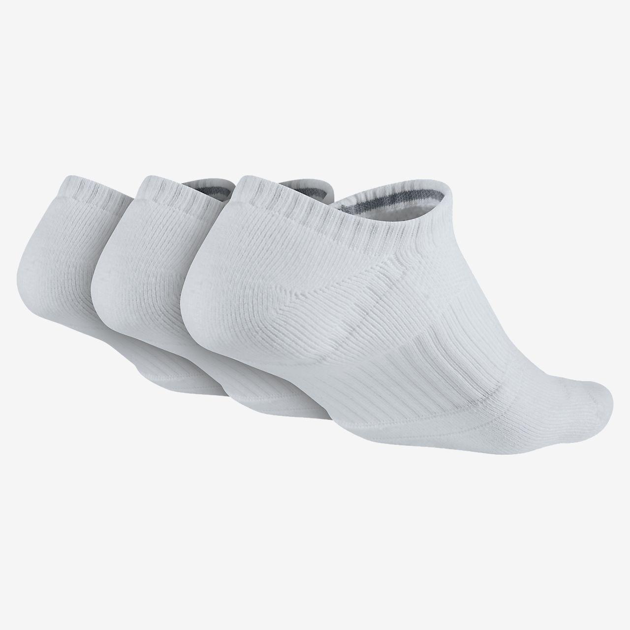 Nike Calcetines Hombres Dri Fit Zapatillas De Deporte Corrientes Blancos vendible 6mnhQraeVD