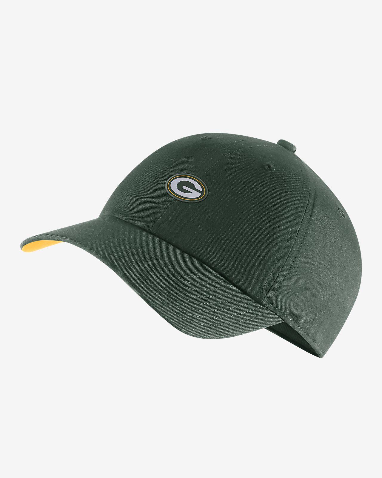 Justerbar keps Nike Heritage86 (NFL Packers)
