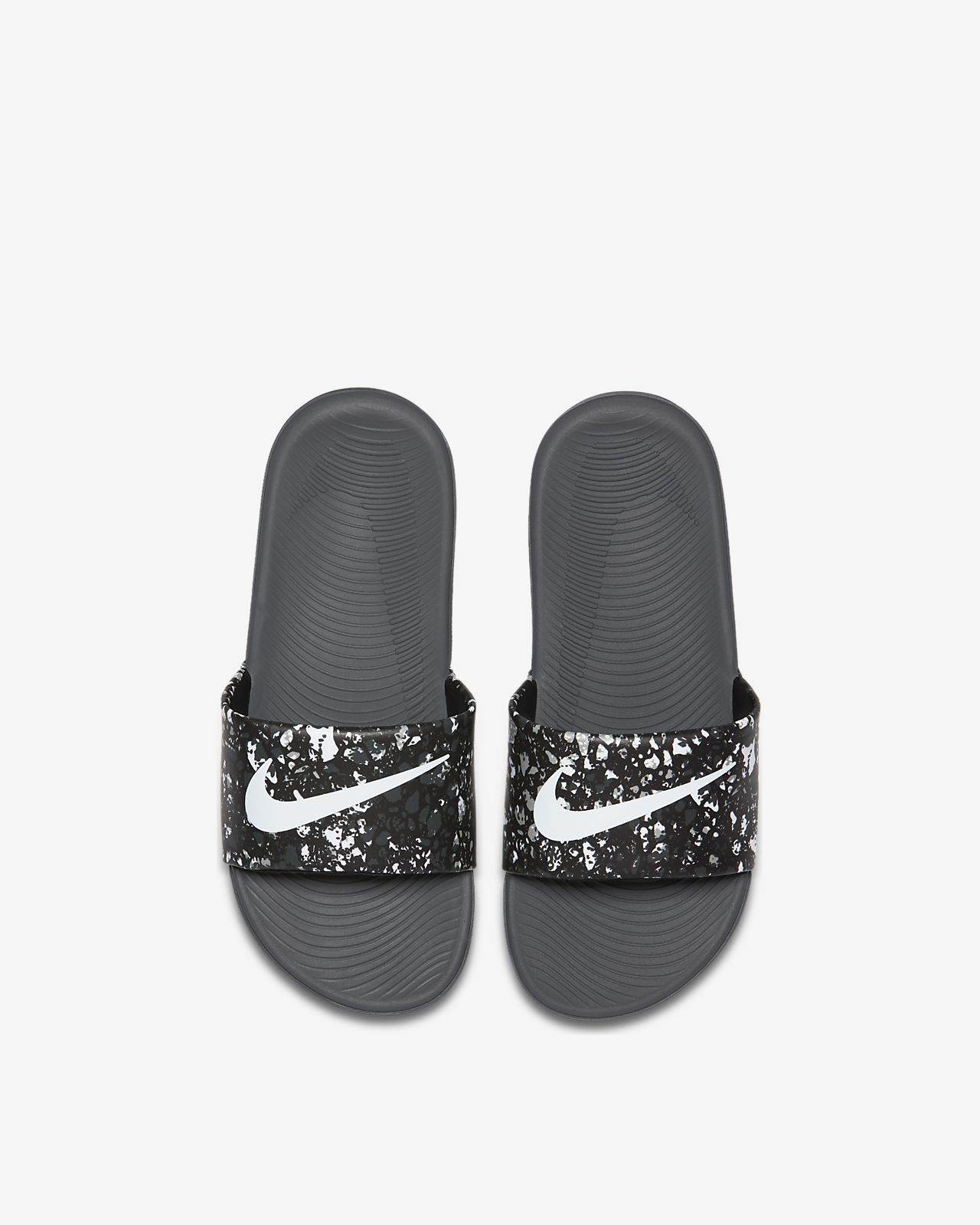 21a34f533 Nike Kawa Print Little Big Kids  Slide. Nike.com