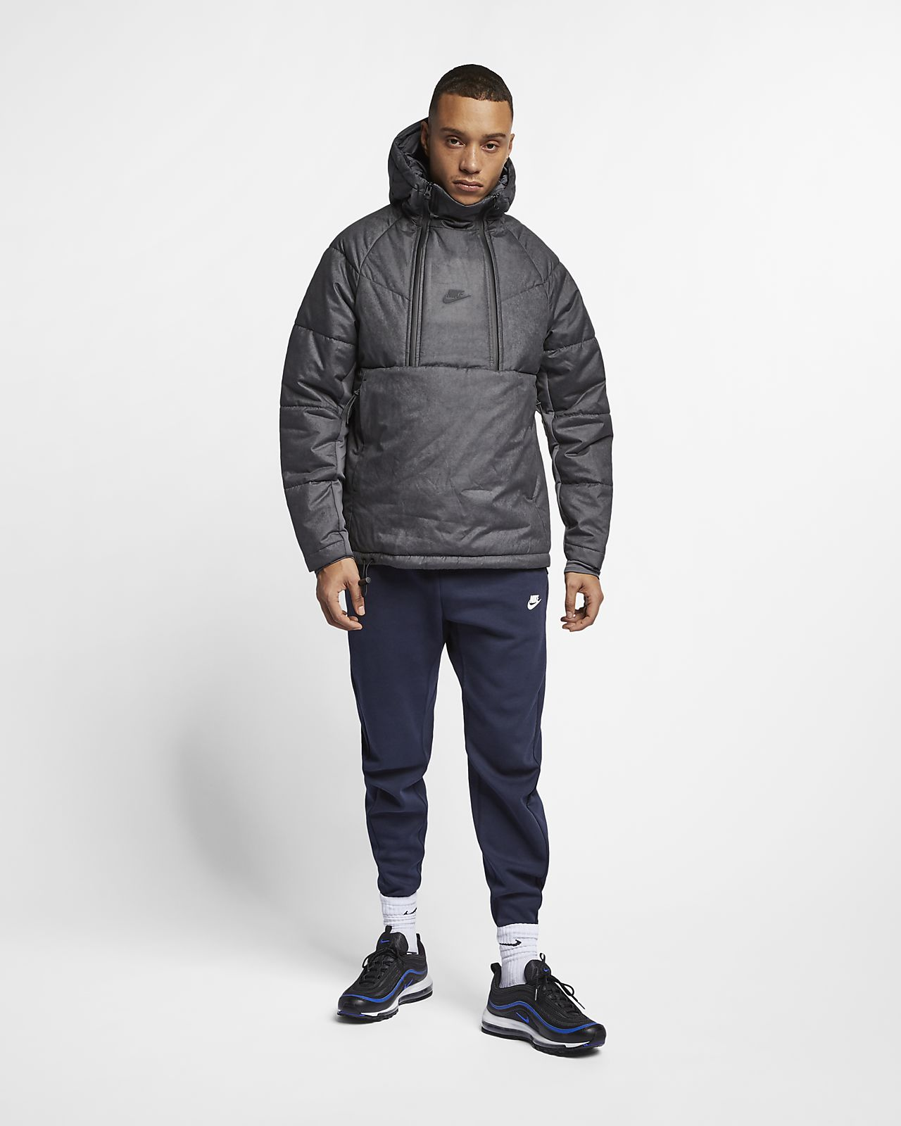 save off 3434b f9aeb Men s Synthetic Fill Jacket. Nike Sportswear Tech Pack