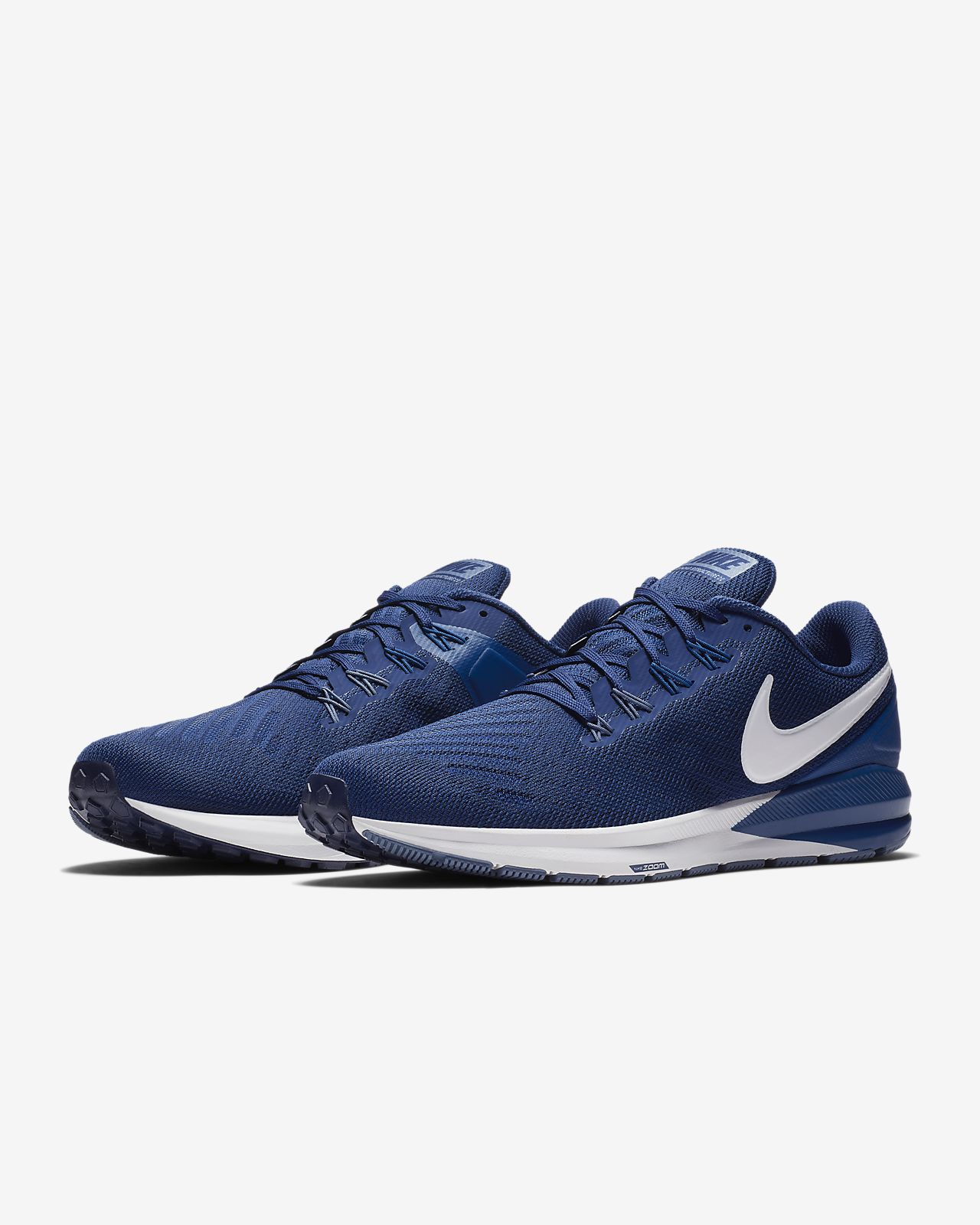 ffc4e500cd457 Nike Air Zoom Structure 22 Men's Running Shoe (Wide)