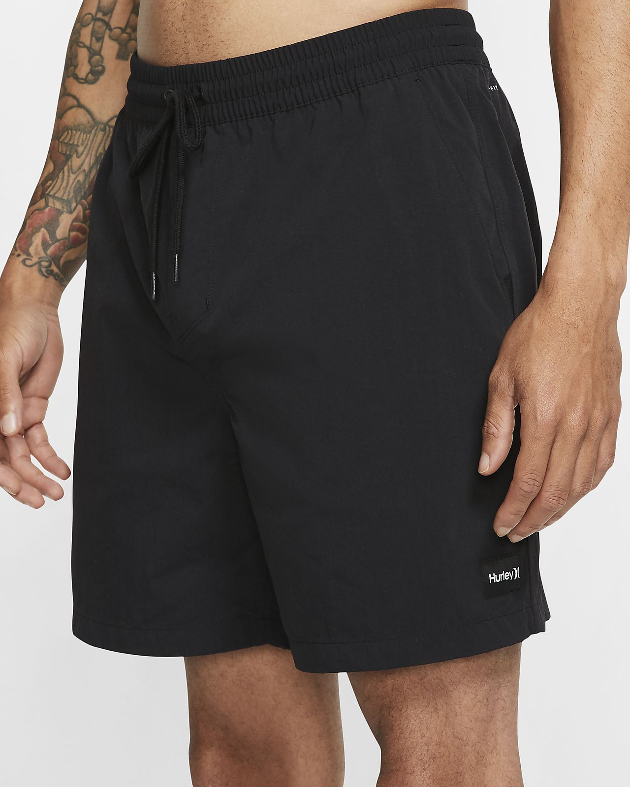 Hurley Dri-FIT Convoy Volley Herenshorts (43 cm)