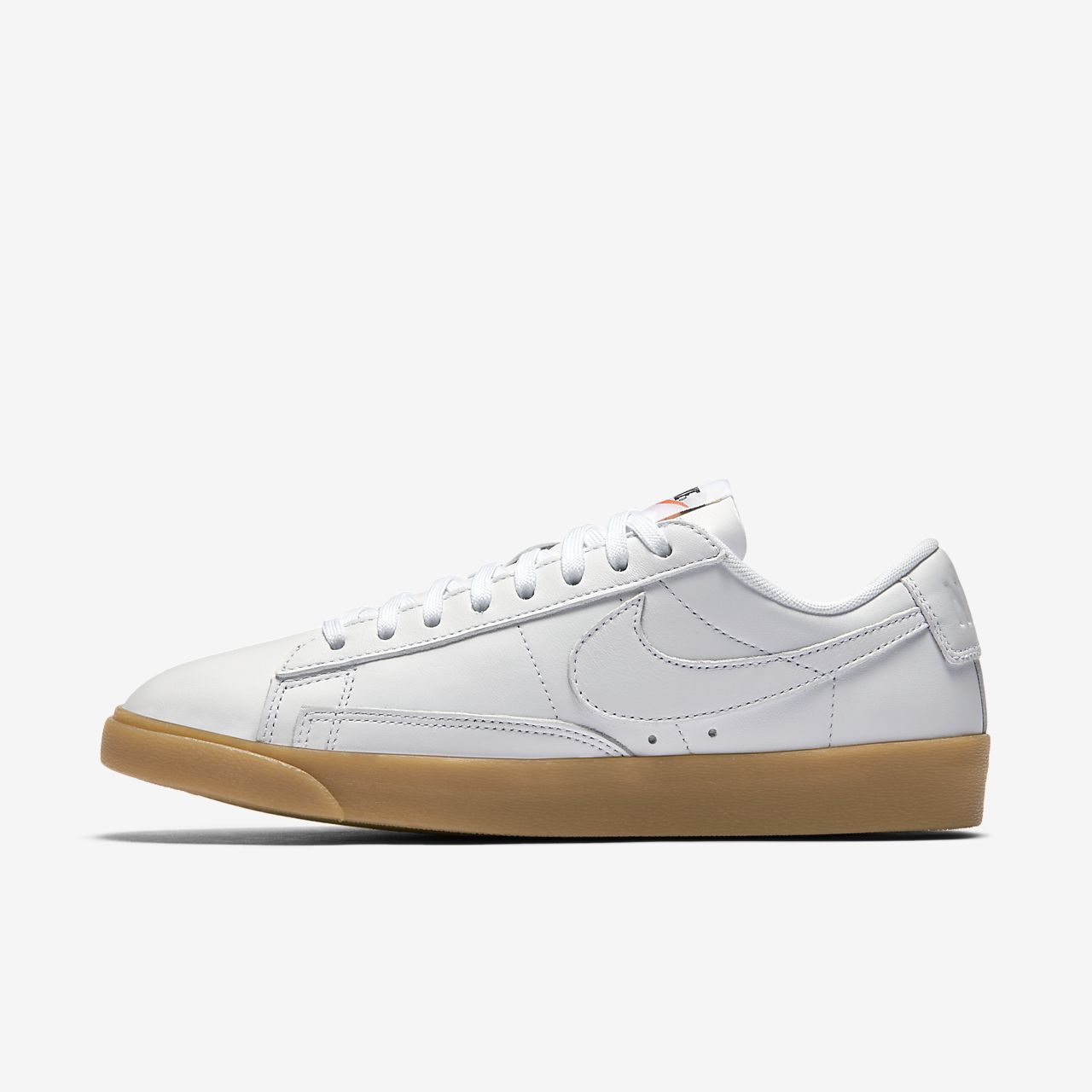nike womens blazer low suede boot