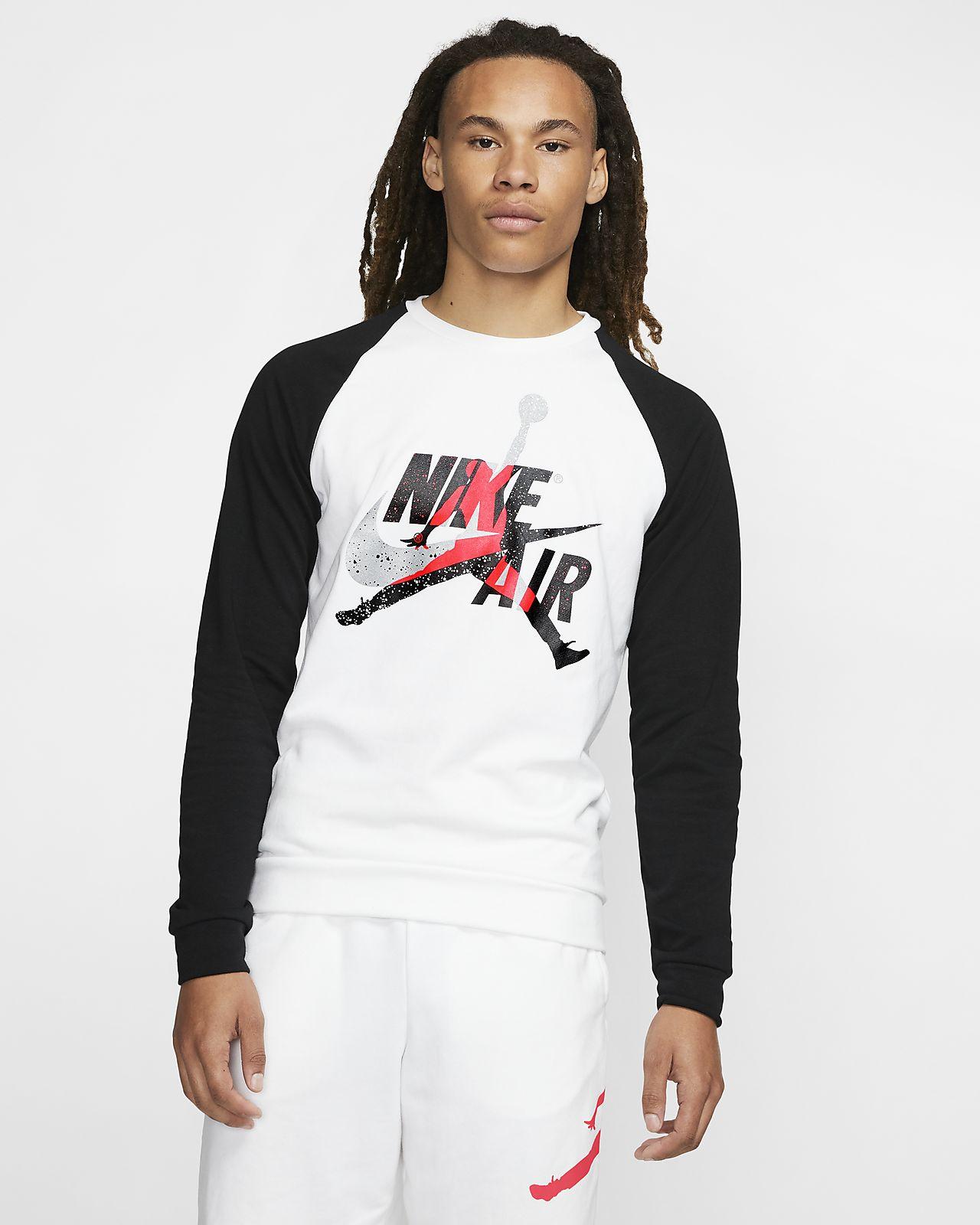 Haut en tissu Fleece Jordan Jumpman Classics pour Homme