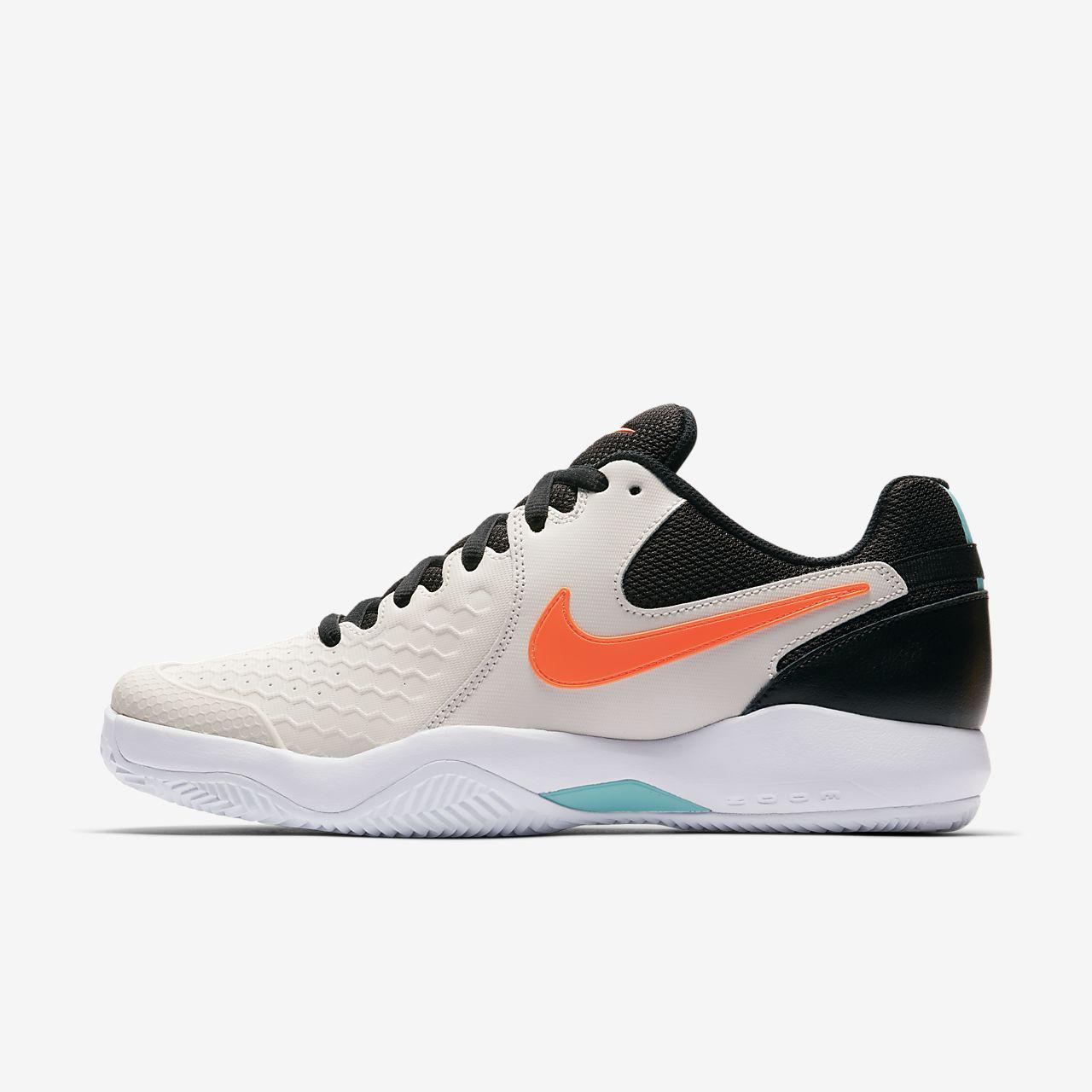 online store 5c3ac 88dde NikeNIKE AIR ZOOM RESISTANCE CLY TennisschuheHerren PHANTOM HYPER  CRIMSONBLEACHED AQUABLACKWHITE. Herren Nike ...