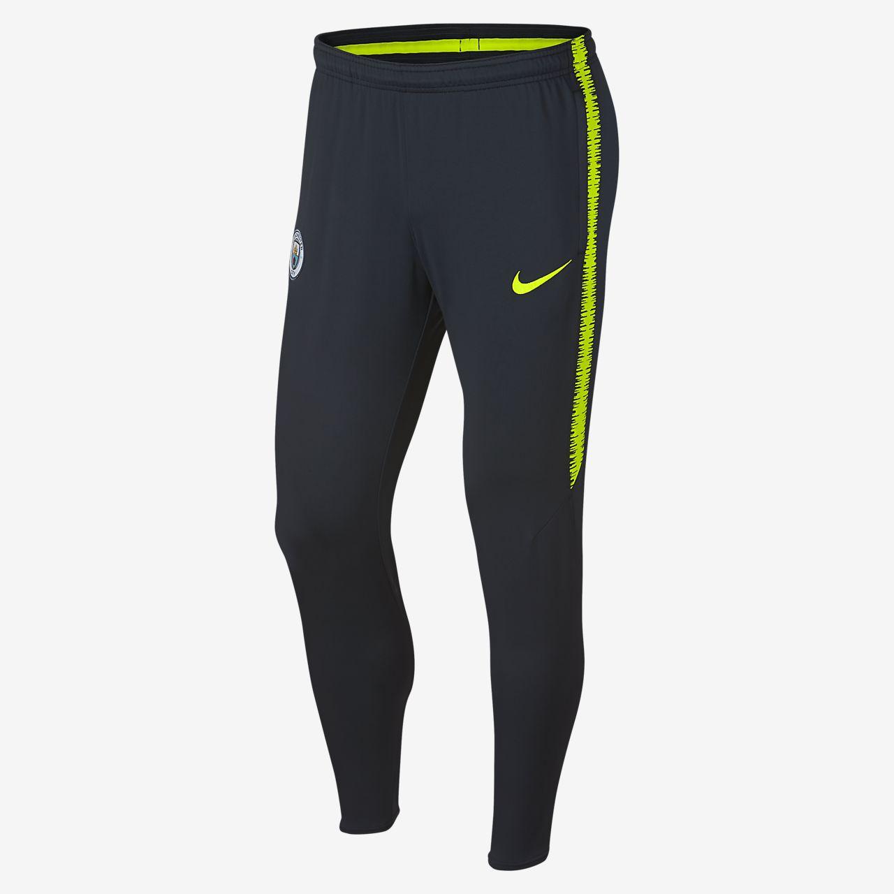 Manchester City FC Dri-FIT Squad Pantalons de futbol - Home