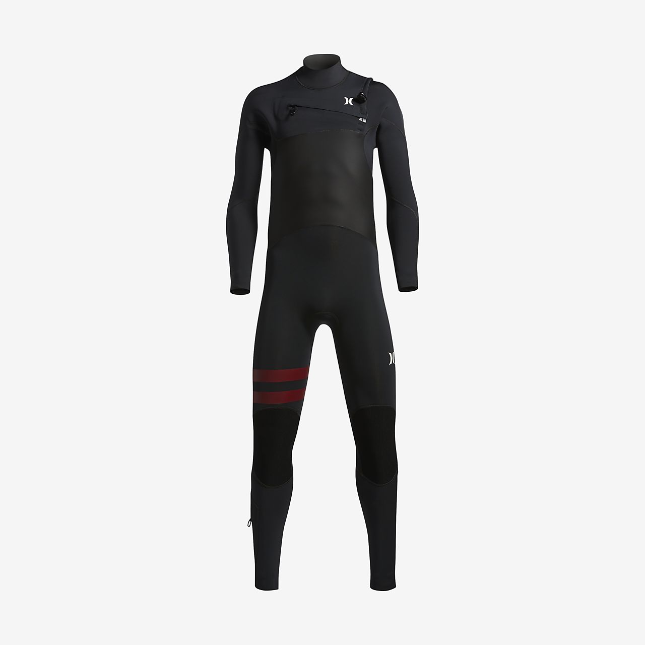 Hurley Advantage Plus 3 / 2 mm Fullsuit våtdrakt for store barn (gutt)