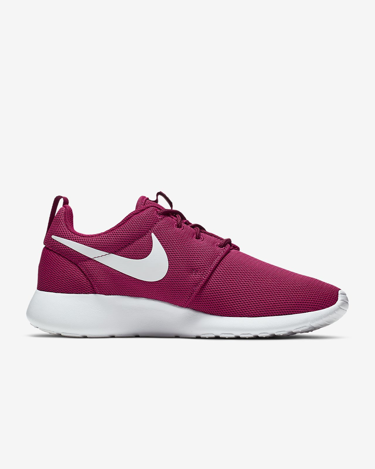 Nike Roshe Run Slip on (Black) size: Women 9