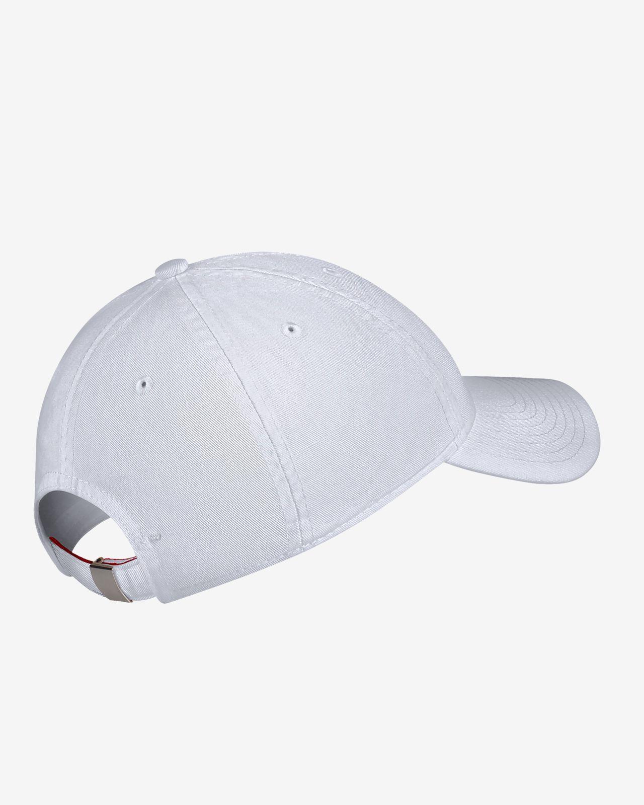 25549a09c19 Nike College Heritage86 (Ohio State) Adjustable Hat. Nike.com