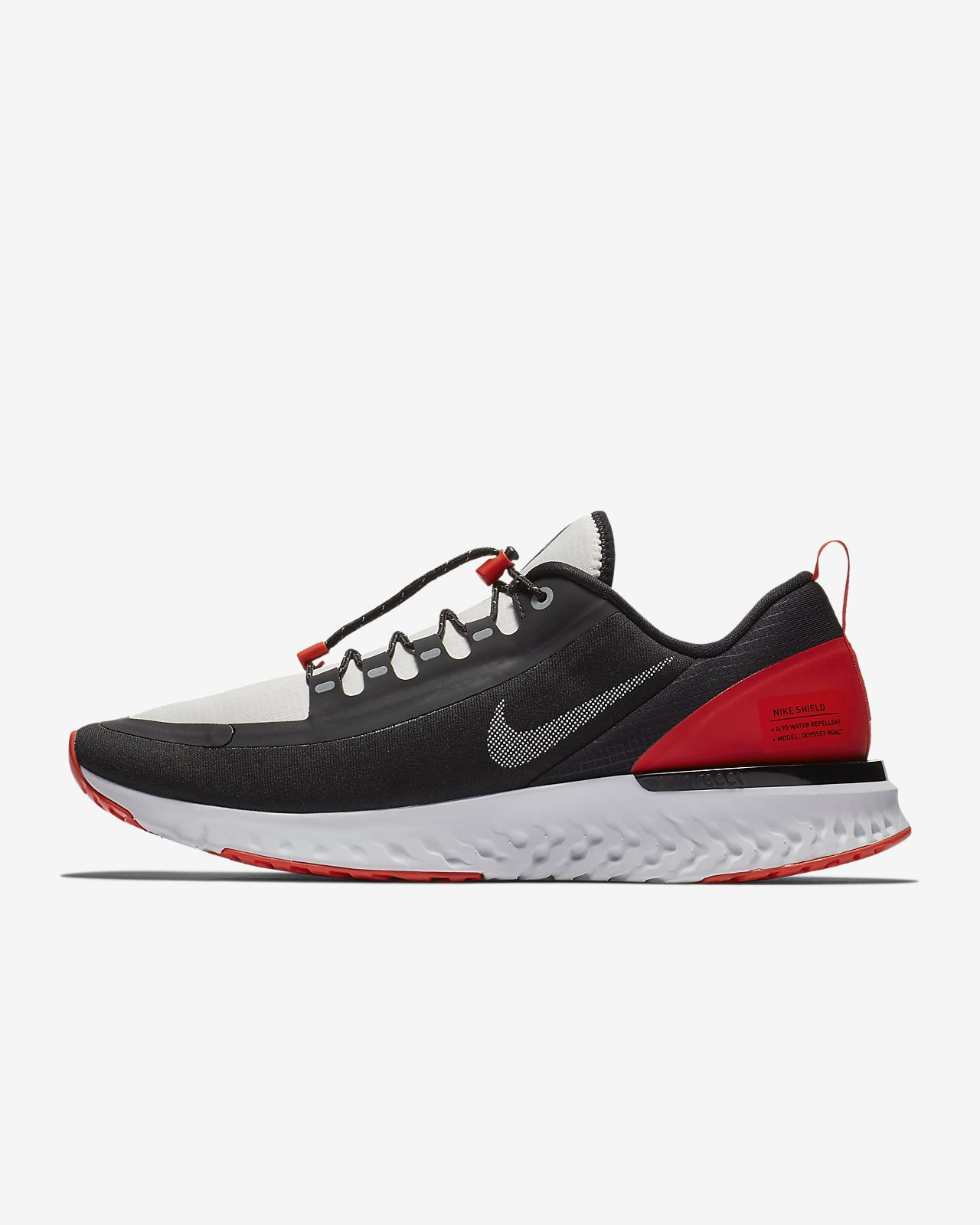 1aeea1c78a24 Nike Odyssey React Shield Water-Repellent Men s Running Shoe. Nike ...