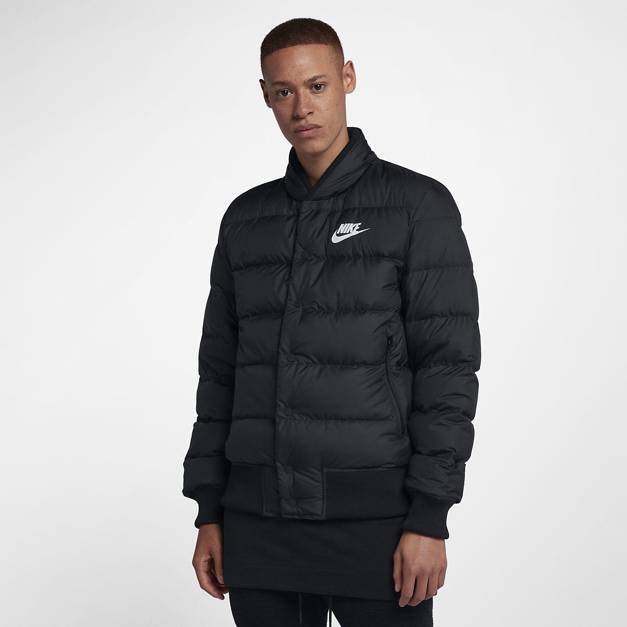 f4fa9338b88e Nike Sportswear Down Fill Men s Bomber Jacket. Nike.com GB