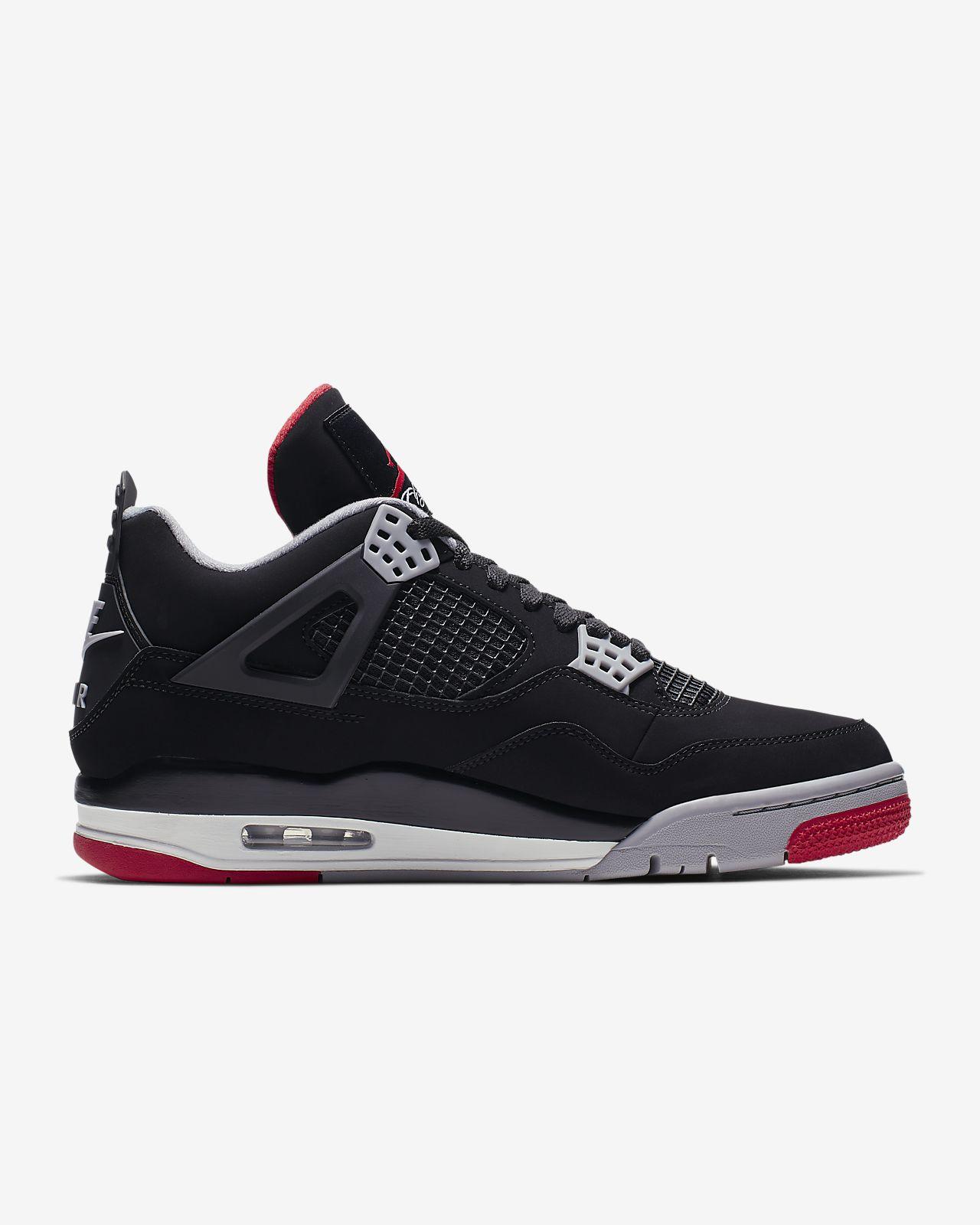 dbdf8919ce865d Air Jordan 4 Retro Men s Shoe. Nike.com CZ