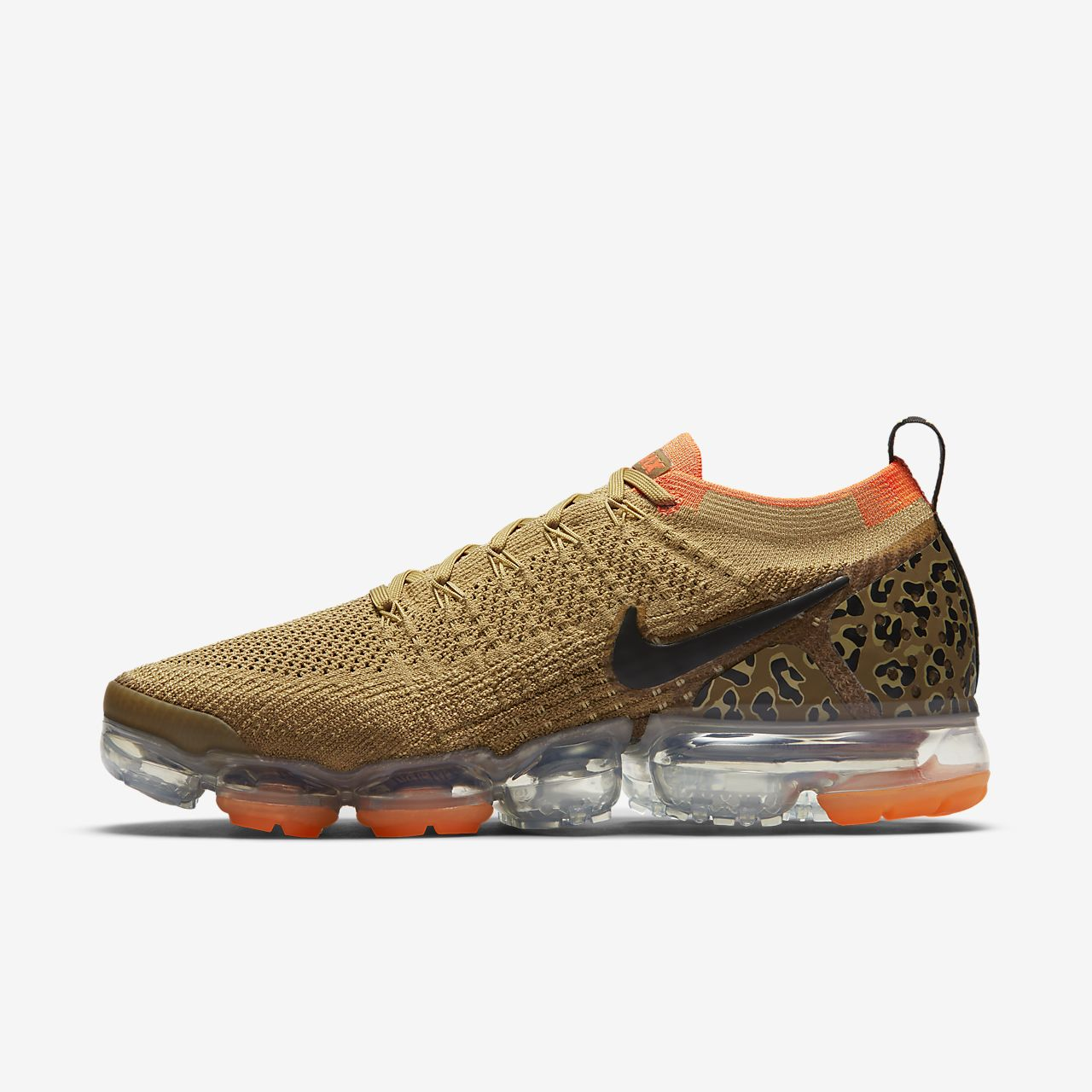 hot sale online a2074 acc39 ... Chaussure Nike Air VaporMax Flyknit 2 Cheetah pour Homme