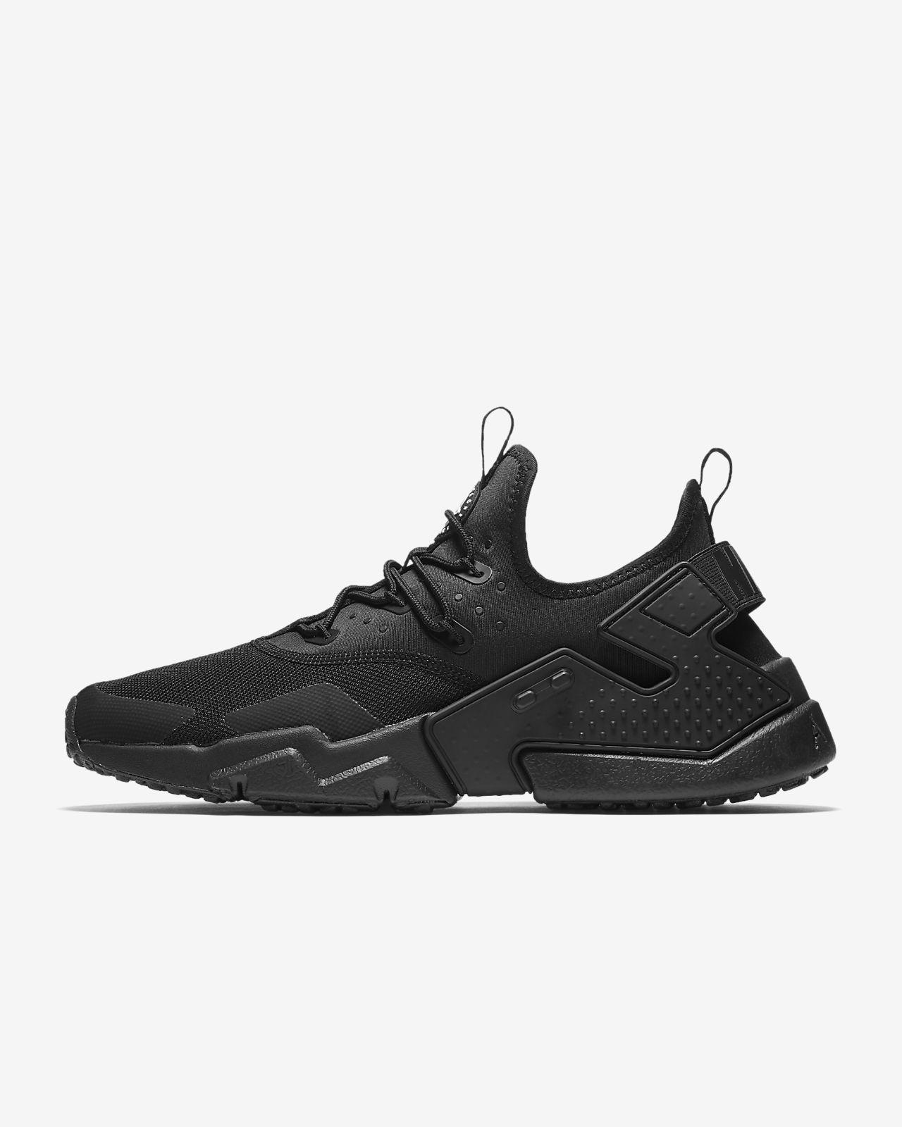 Nike Air Huarache Ultra - Grundschule Schuhe Black Größe 40 LYeiU9f6